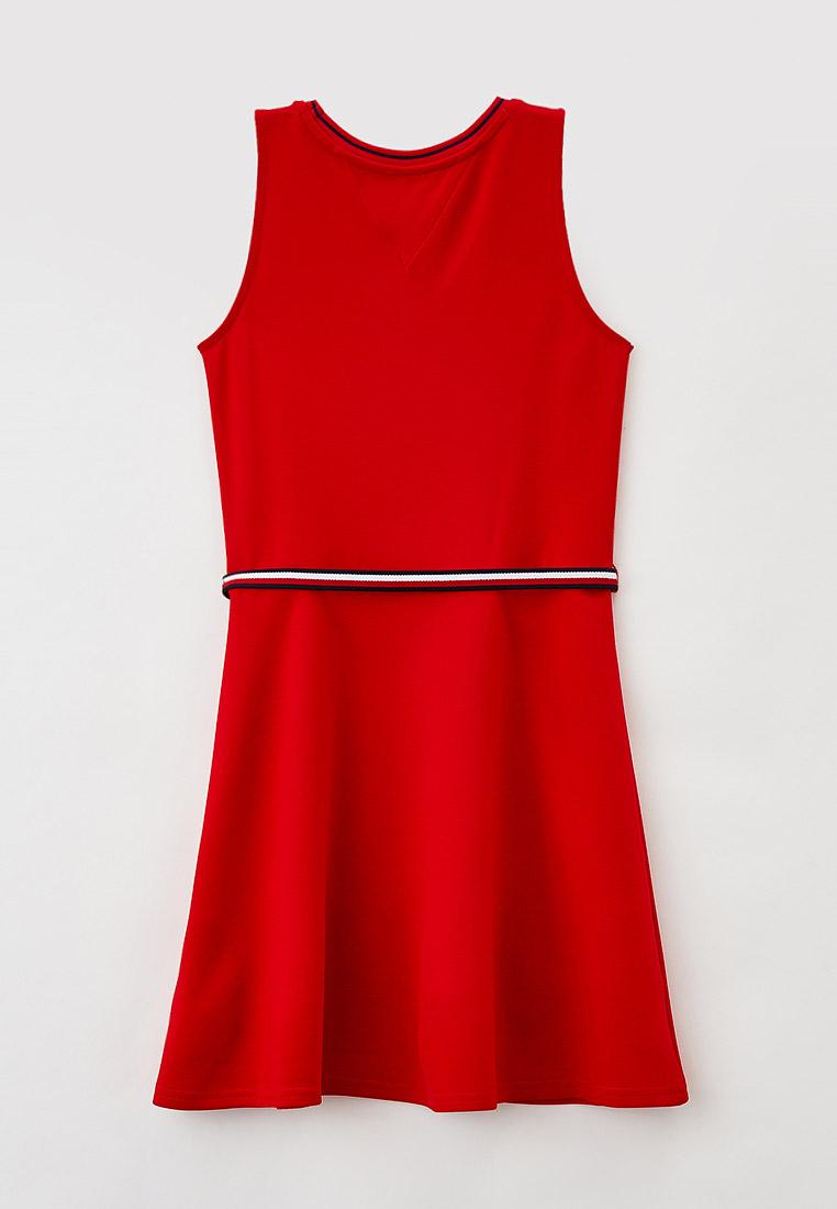 Повседневное платье Tommy Hilfiger (Томми Хилфигер) KG0KG05787: изображение 2
