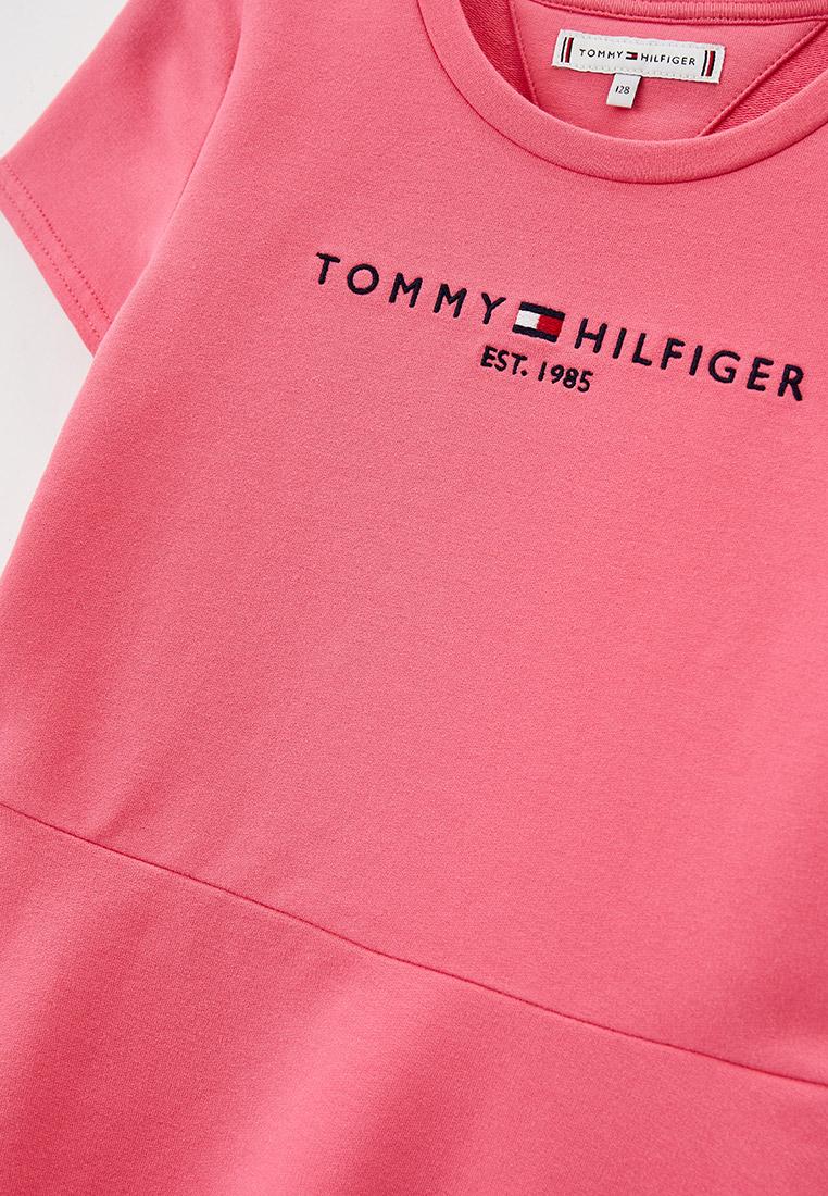 Повседневное платье Tommy Hilfiger (Томми Хилфигер) KG0KG05789: изображение 3