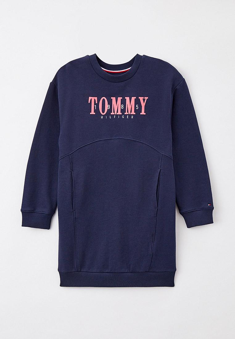 Повседневное платье Tommy Hilfiger (Томми Хилфигер) KG0KG05926: изображение 1
