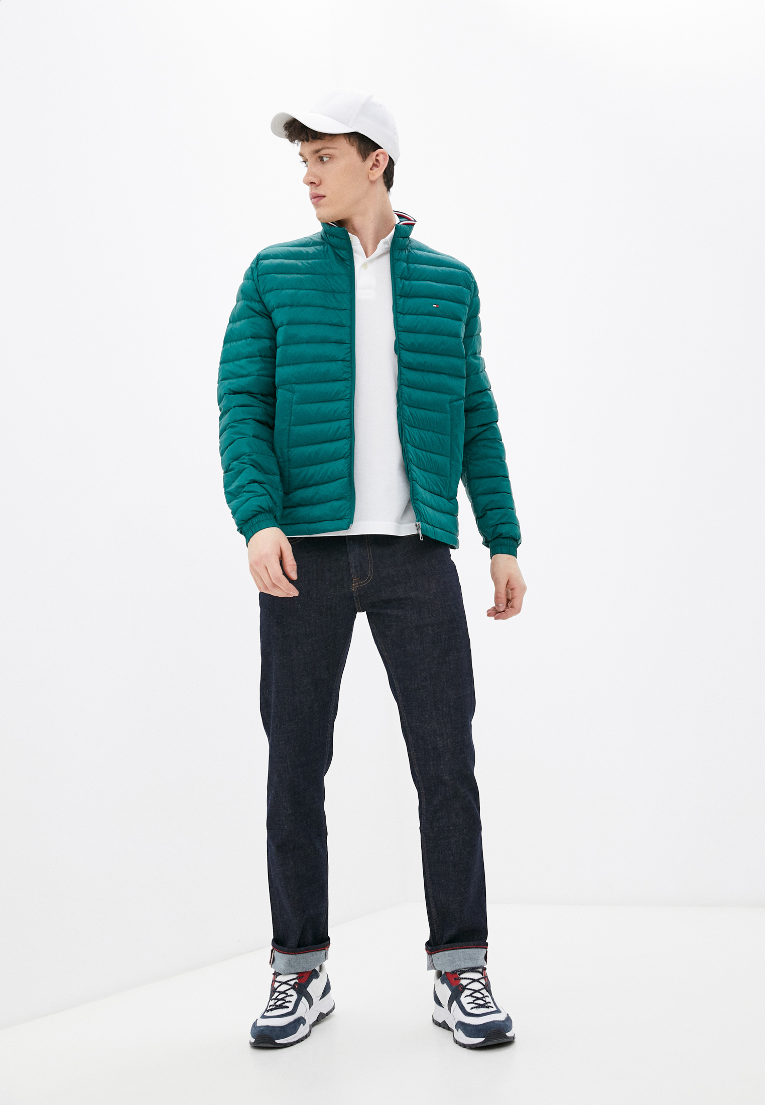 Утепленная куртка Tommy Hilfiger (Томми Хилфигер) MW0MW14608: изображение 2