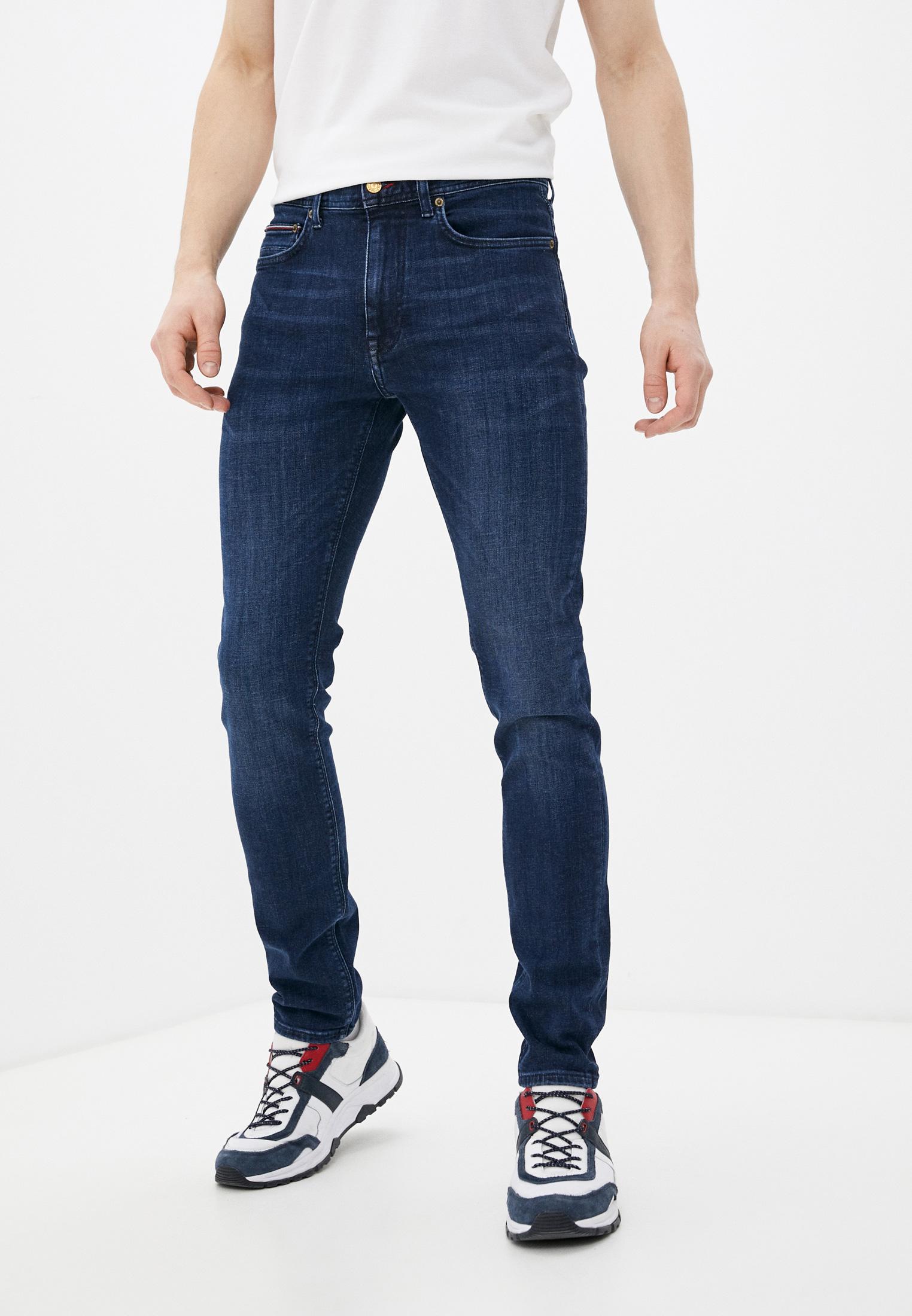 Зауженные джинсы Tommy Hilfiger (Томми Хилфигер) MW0MW15599: изображение 1