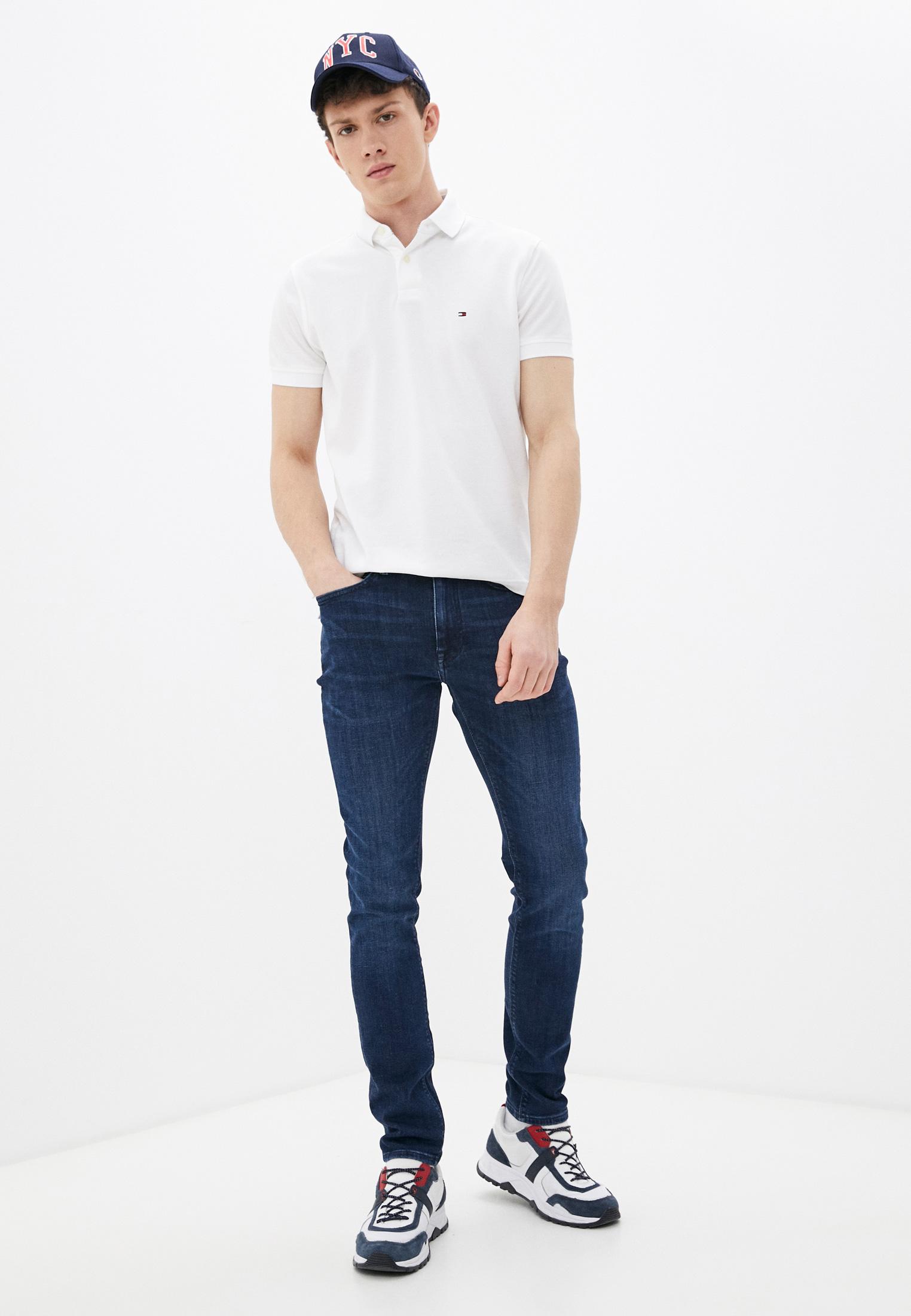 Зауженные джинсы Tommy Hilfiger (Томми Хилфигер) MW0MW15599: изображение 2