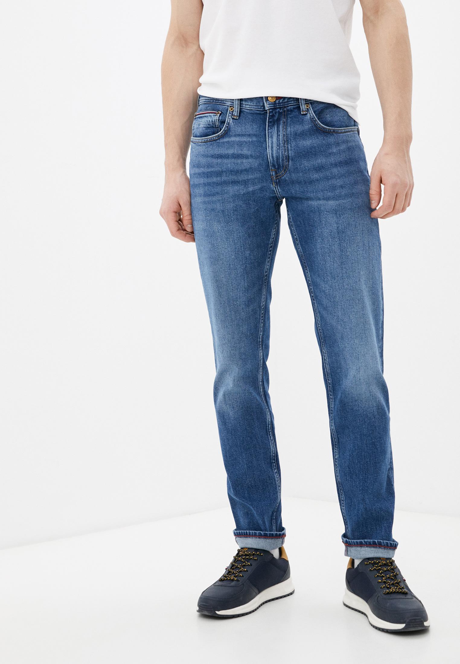 Мужские прямые джинсы Tommy Hilfiger (Томми Хилфигер) MW0MW15603
