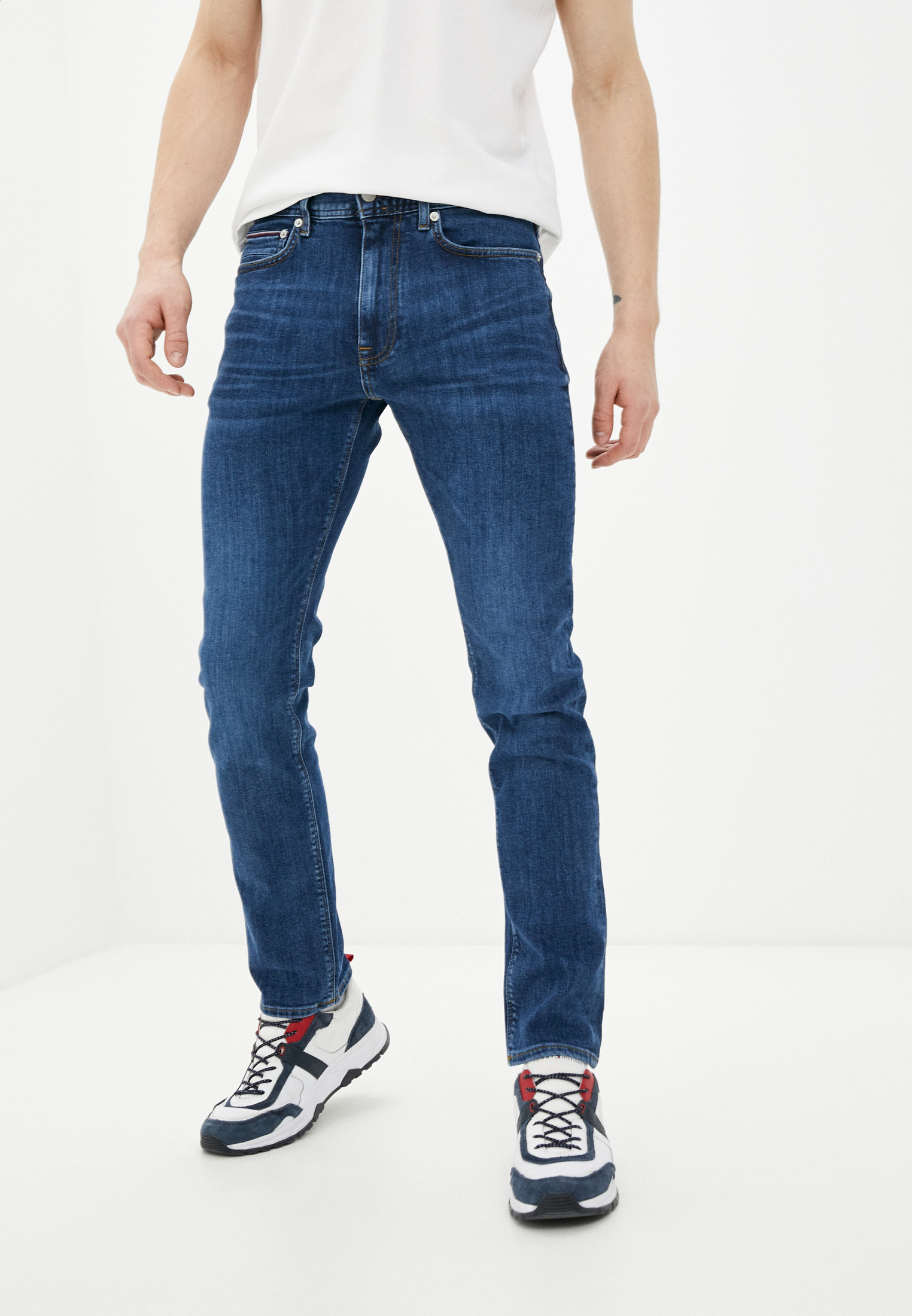 Зауженные джинсы Tommy Hilfiger (Томми Хилфигер) MW0MW18279