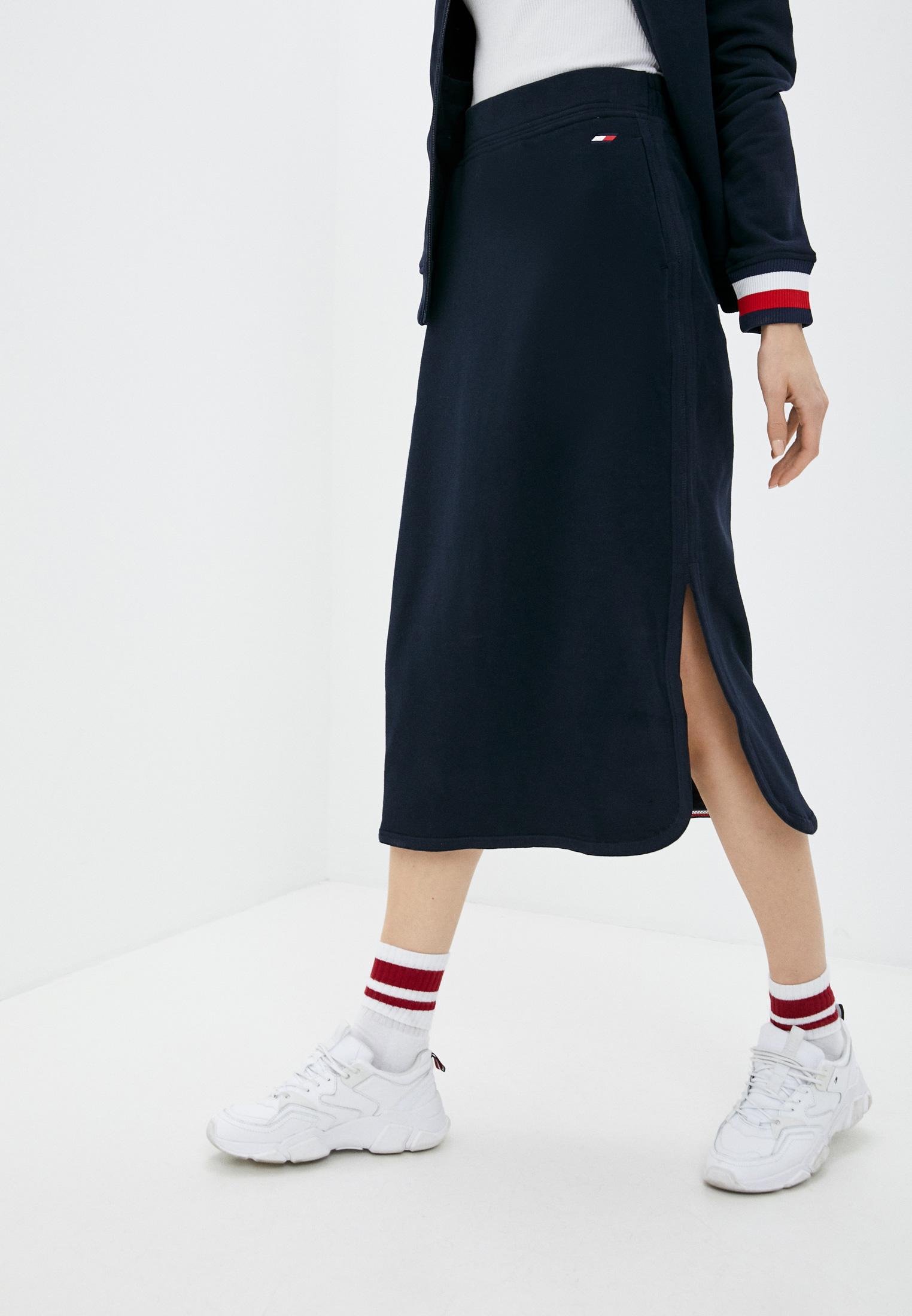 Прямая юбка Tommy Hilfiger (Томми Хилфигер) S10S101025