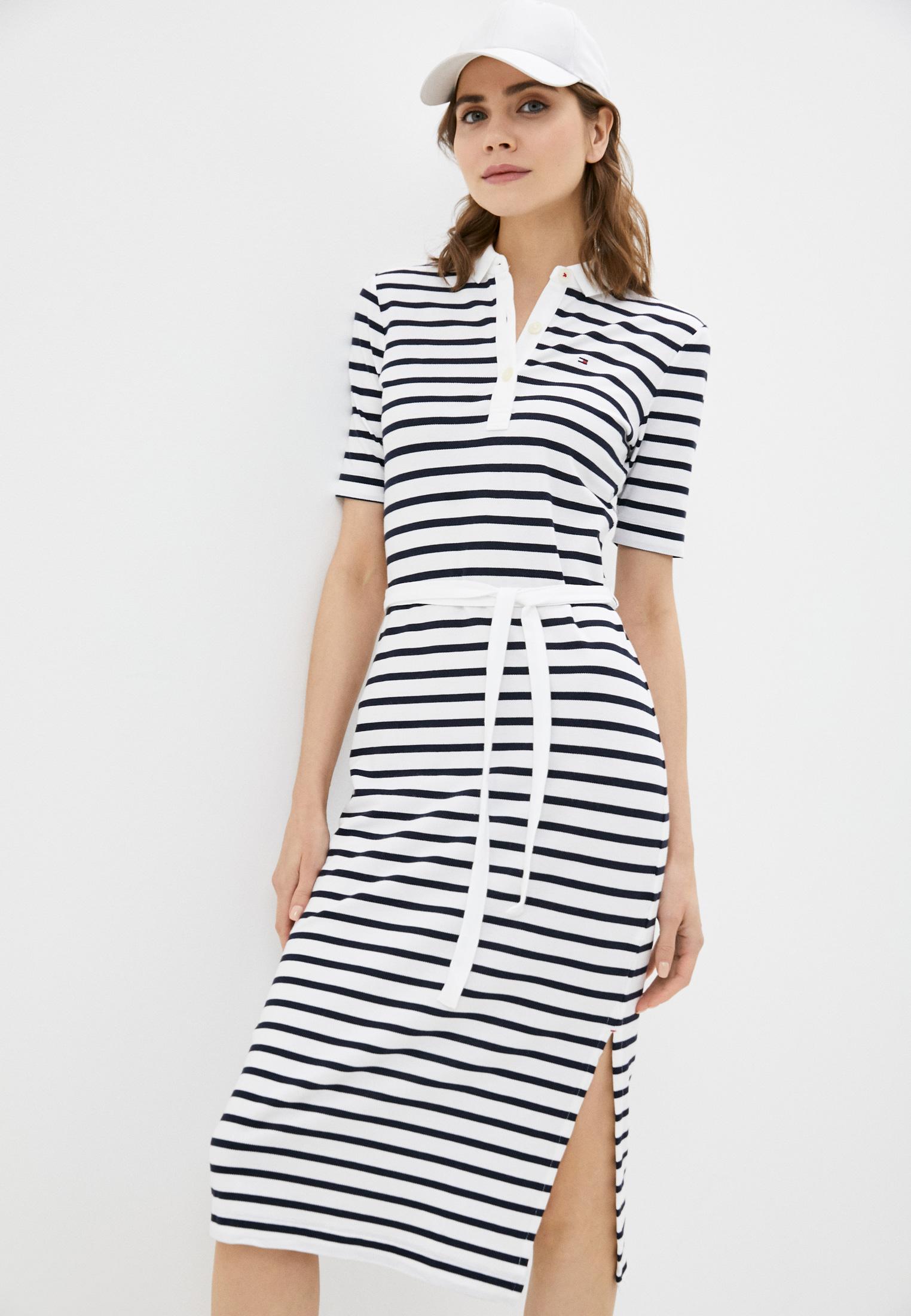 Платье Tommy Hilfiger (Томми Хилфигер) WW0WW30370: изображение 1