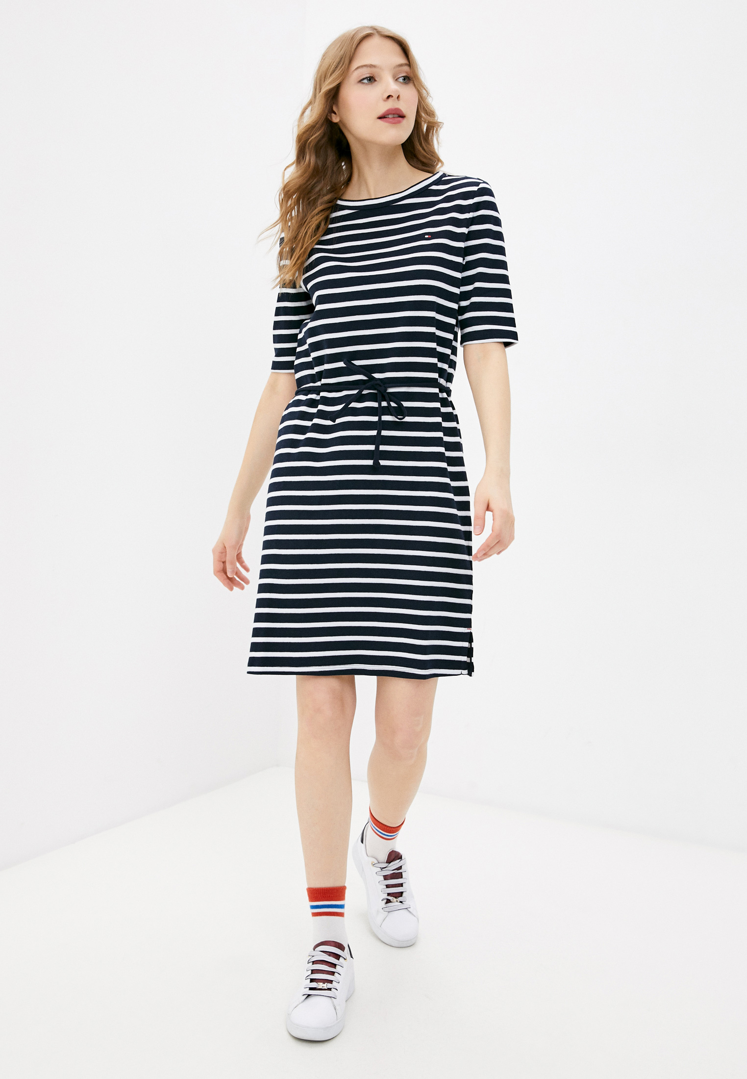 Платье Tommy Hilfiger (Томми Хилфигер) WW0WW30375: изображение 2