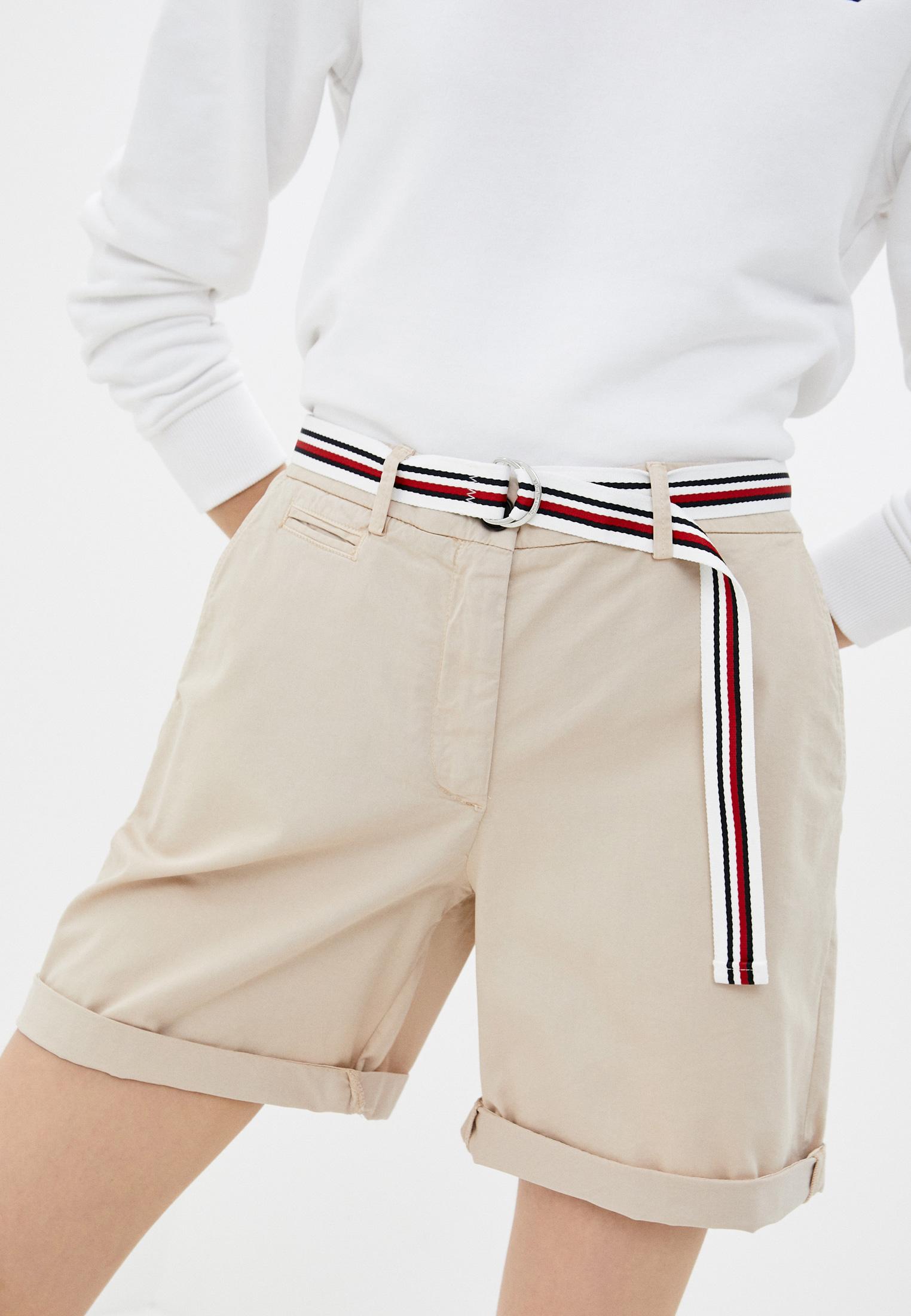 Женские повседневные шорты Tommy Hilfiger (Томми Хилфигер) WW0WW30482