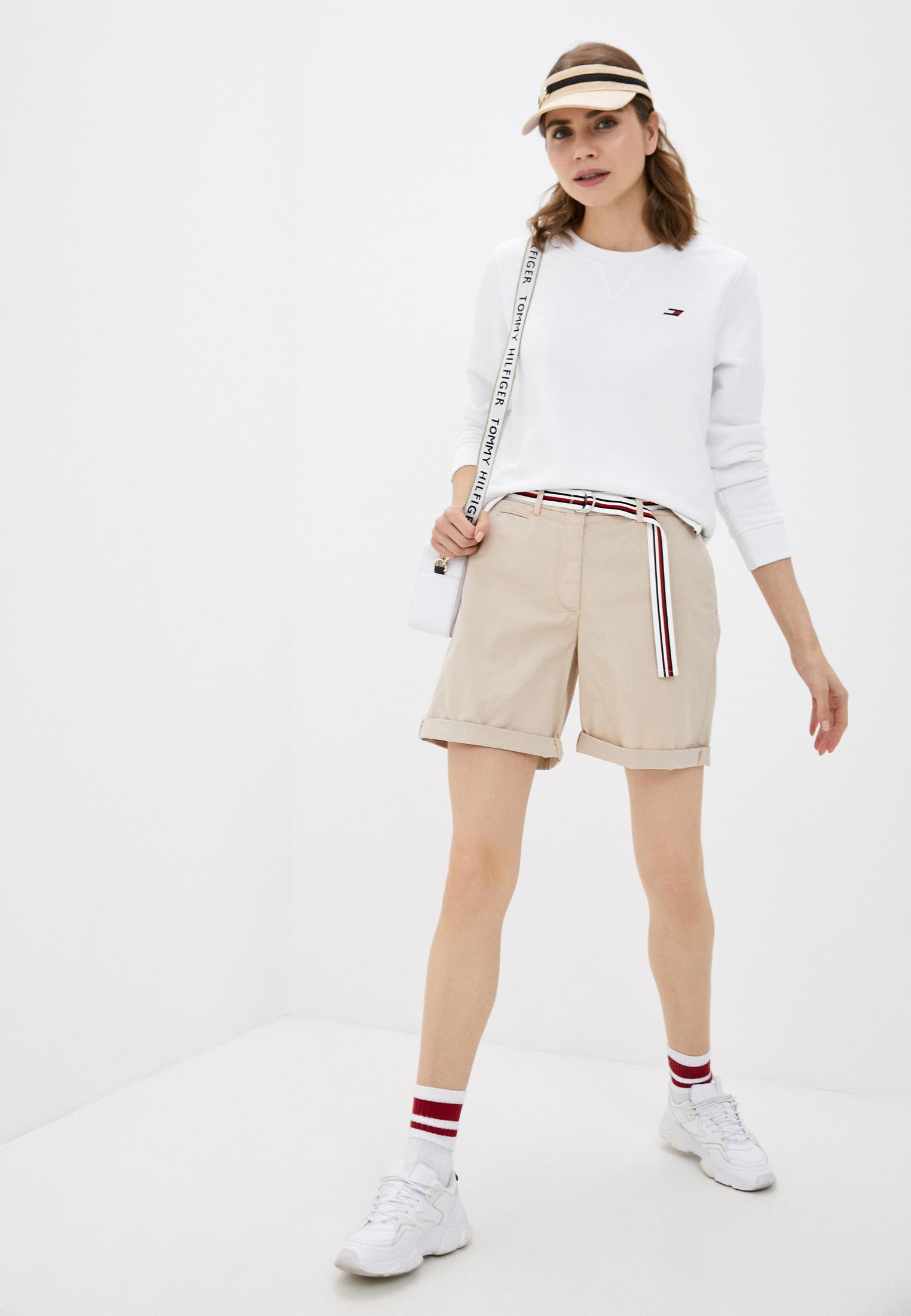 Женские повседневные шорты Tommy Hilfiger (Томми Хилфигер) WW0WW30482: изображение 2