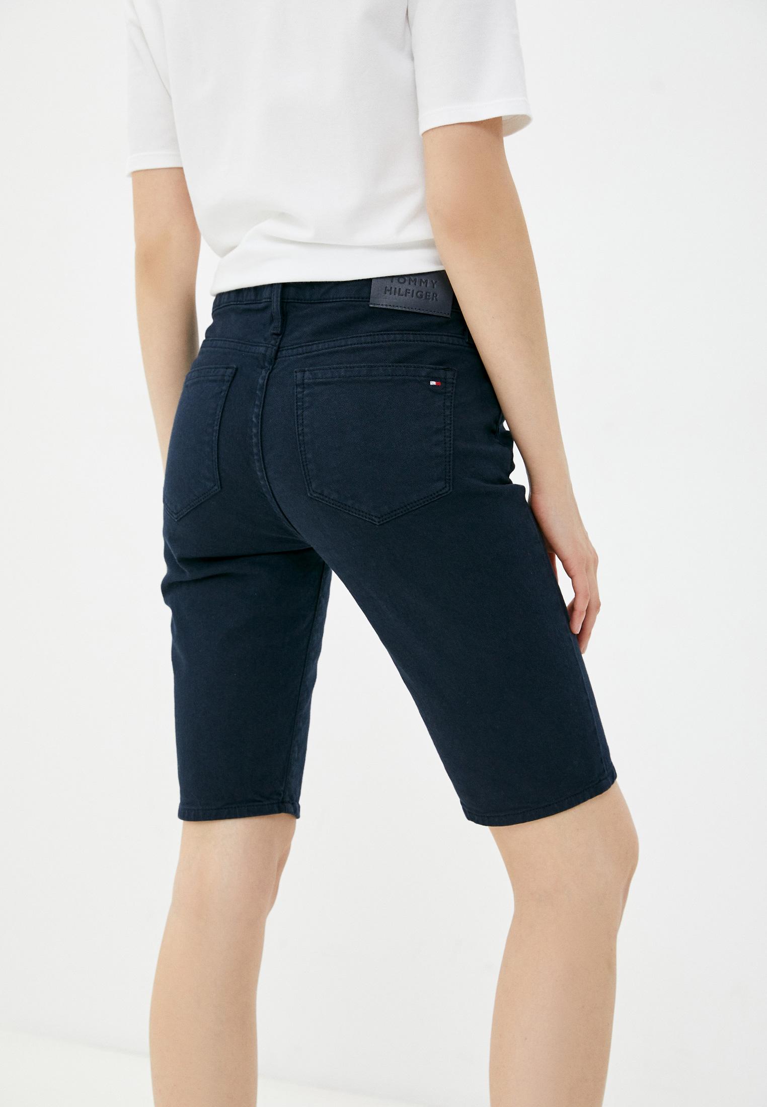 Женские джинсовые шорты Tommy Hilfiger (Томми Хилфигер) WW0WW30531: изображение 3