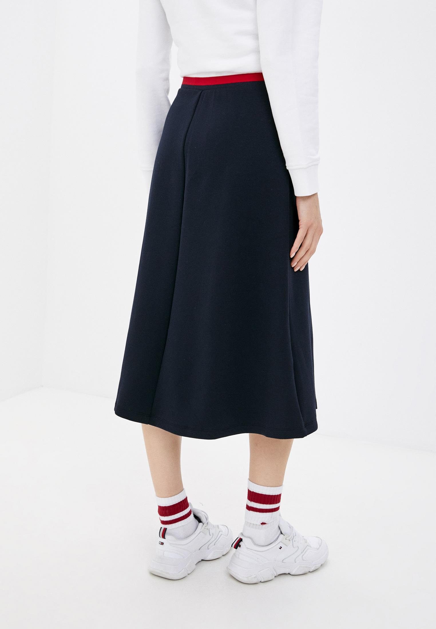 Широкая юбка Tommy Hilfiger (Томми Хилфигер) WW0WW30585: изображение 3