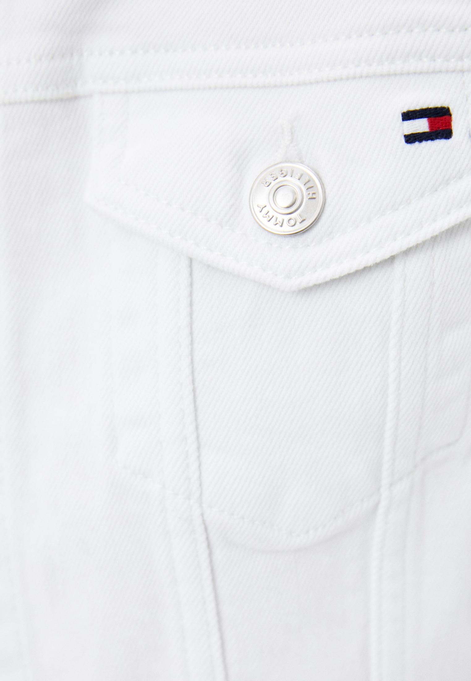 Джинсовая куртка Tommy Hilfiger (Томми Хилфигер) WW0WW30613: изображение 8