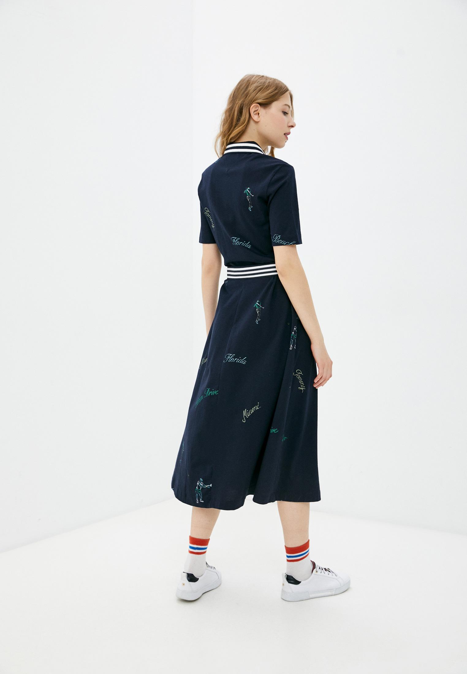 Платье Tommy Hilfiger (Томми Хилфигер) WW0WW30830: изображение 3