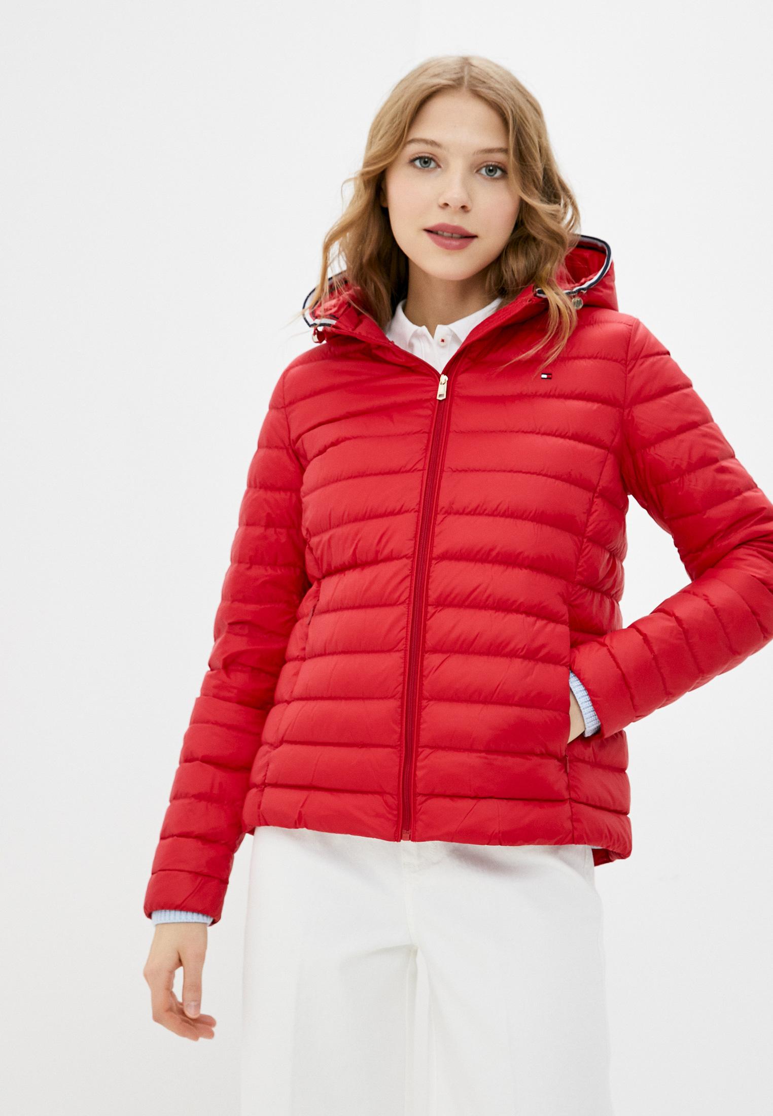 Утепленная куртка Tommy Hilfiger (Томми Хилфигер) WW0WW30842: изображение 1