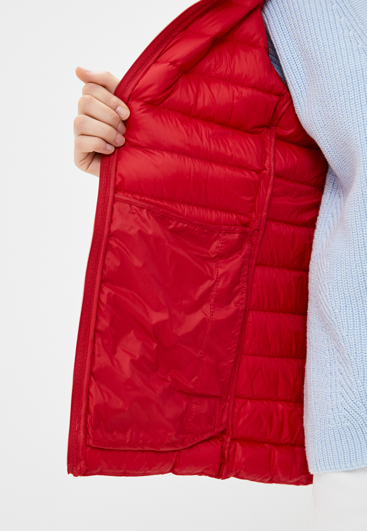 Утепленная куртка Tommy Hilfiger (Томми Хилфигер) WW0WW30842: изображение 4