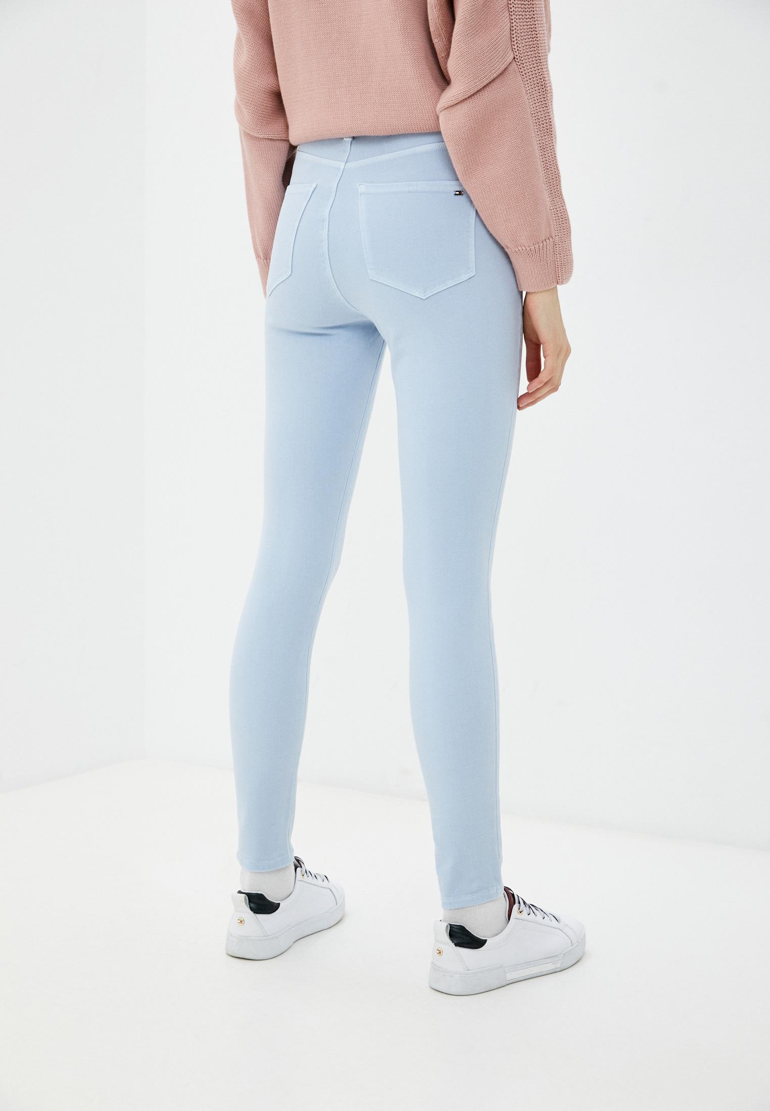 Зауженные джинсы Tommy Hilfiger (Томми Хилфигер) WW0WW31267: изображение 3