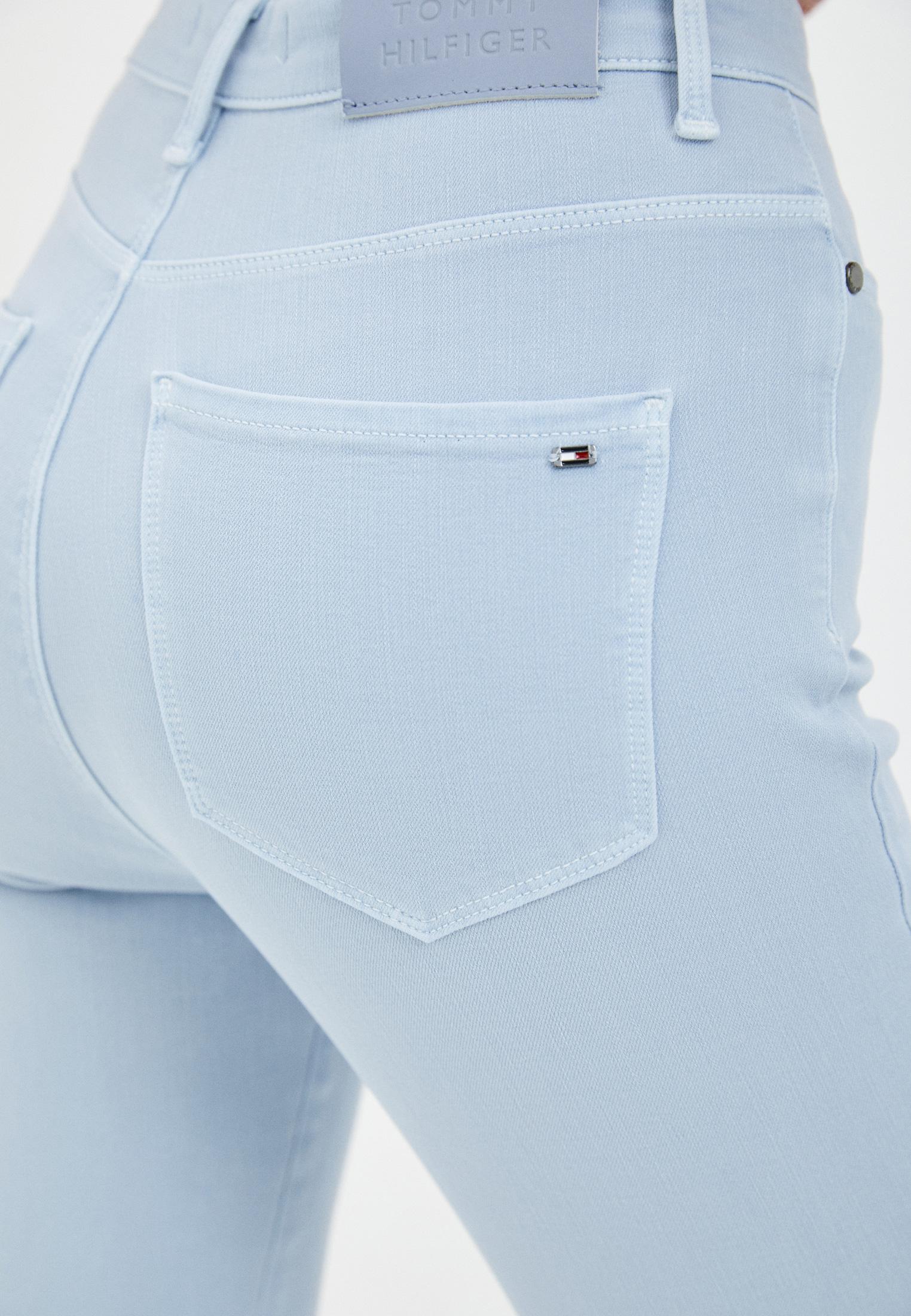 Зауженные джинсы Tommy Hilfiger (Томми Хилфигер) WW0WW31267: изображение 4