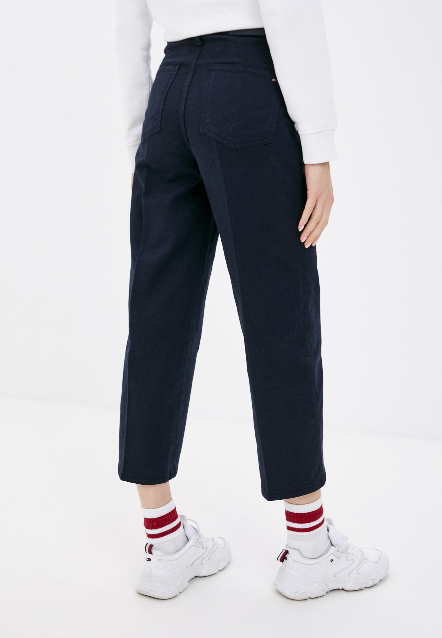 Широкие и расклешенные джинсы Tommy Hilfiger (Томми Хилфигер) WW0WW31270: изображение 3