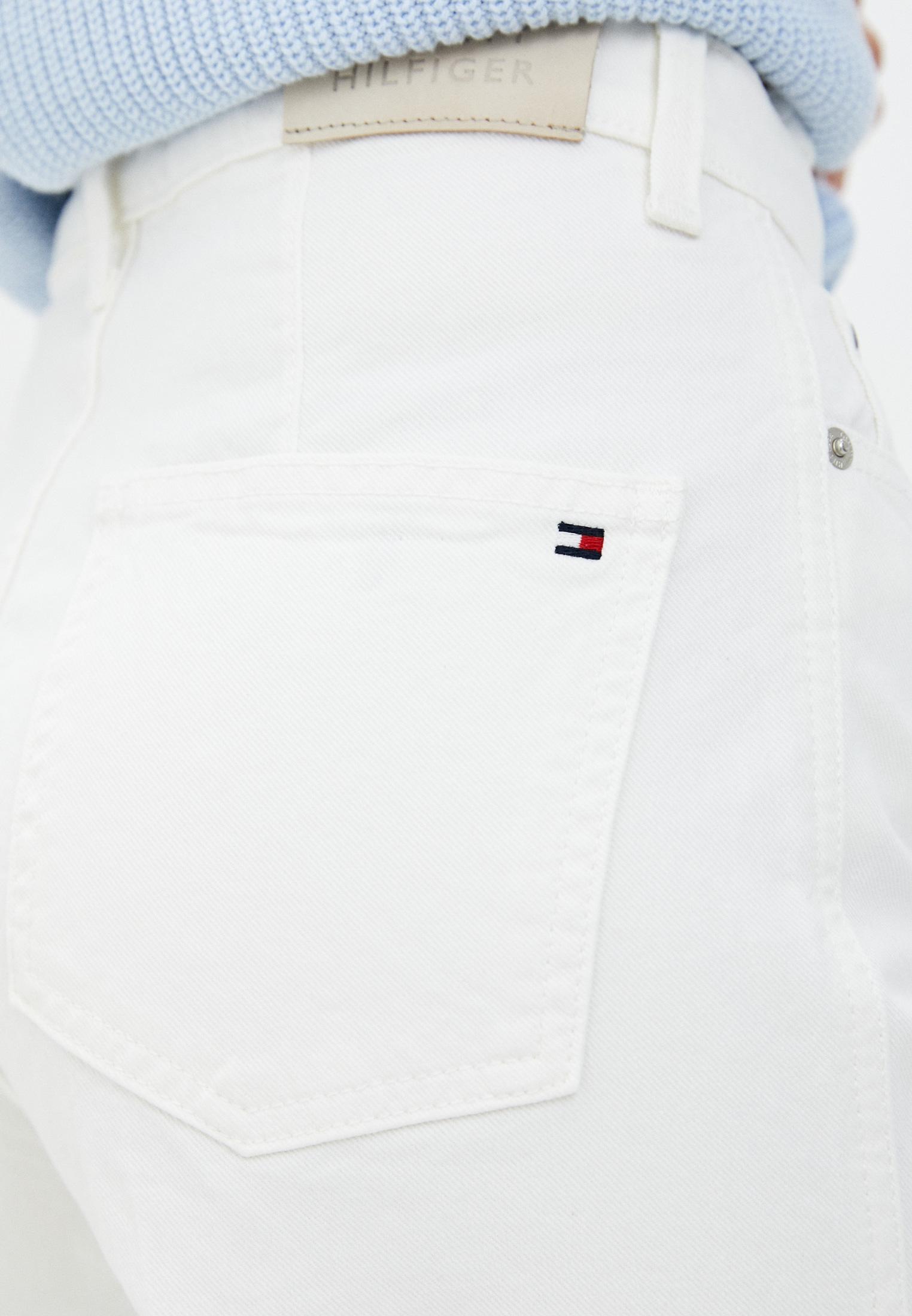 Широкие и расклешенные джинсы Tommy Hilfiger (Томми Хилфигер) WW0WW31270: изображение 4