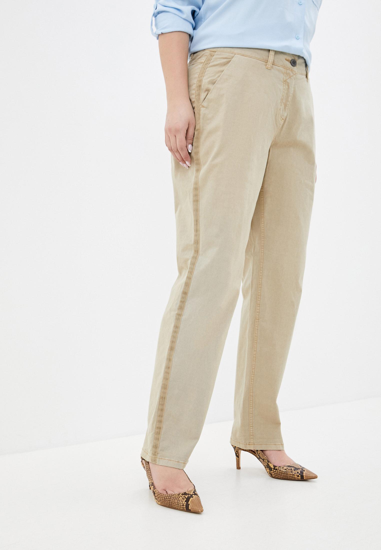 Женские прямые брюки Ulla Popken (Улла Пупкин) 782017310