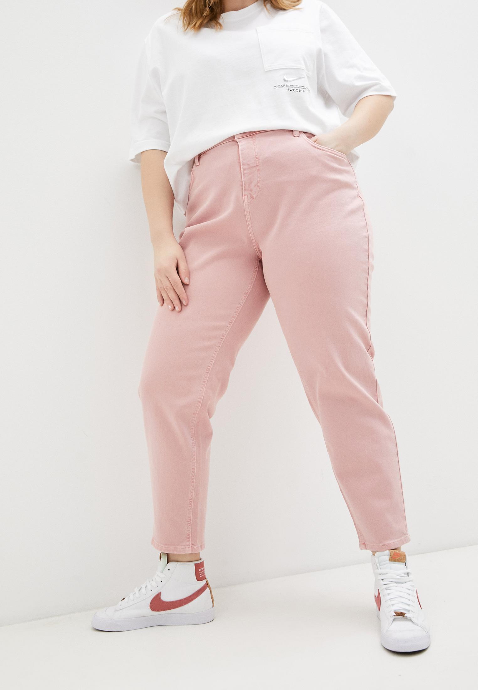 Женские прямые брюки Zizzi J10633B