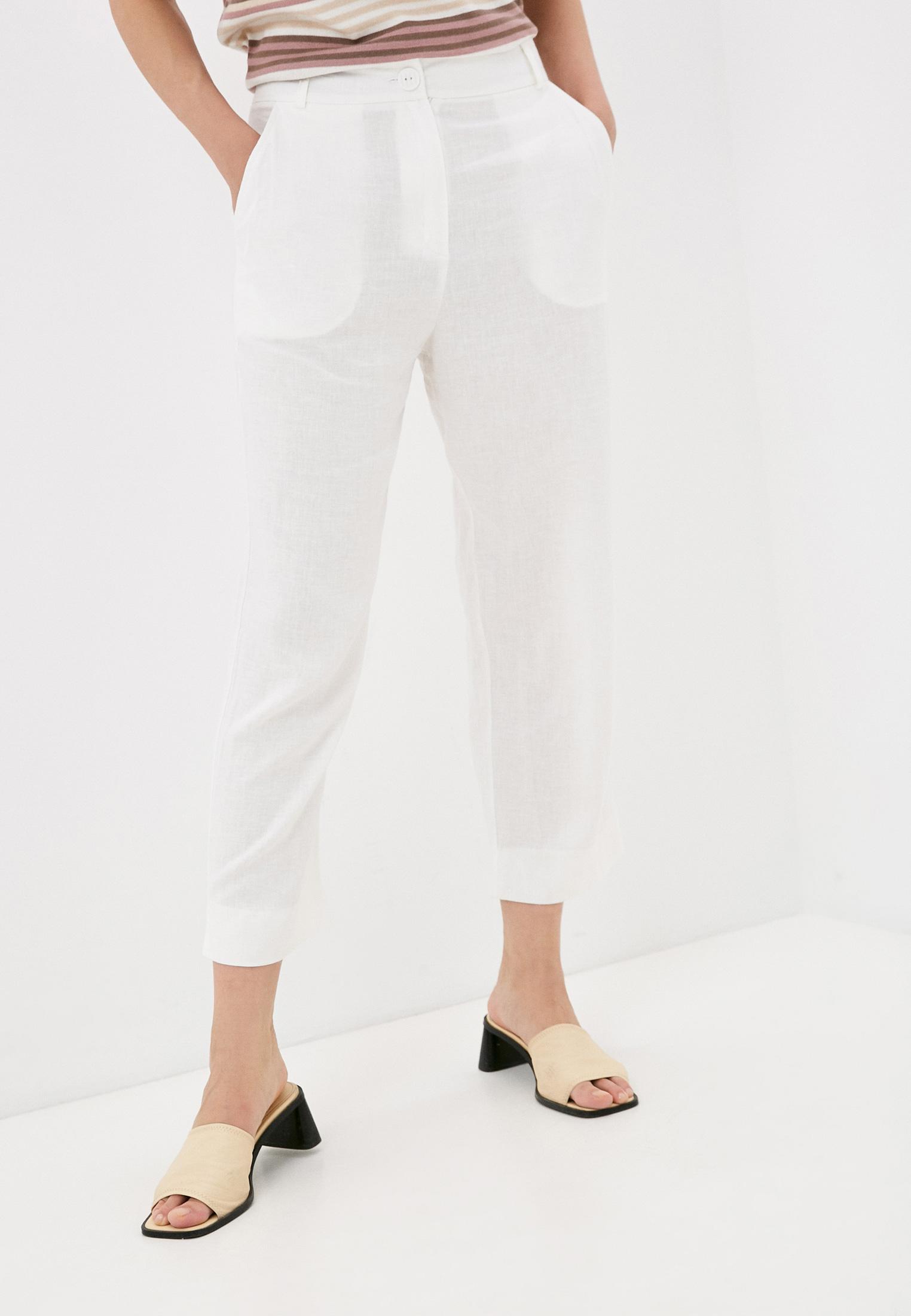 Женские прямые брюки Nataliy Beate Брюки мод.547: изображение 1