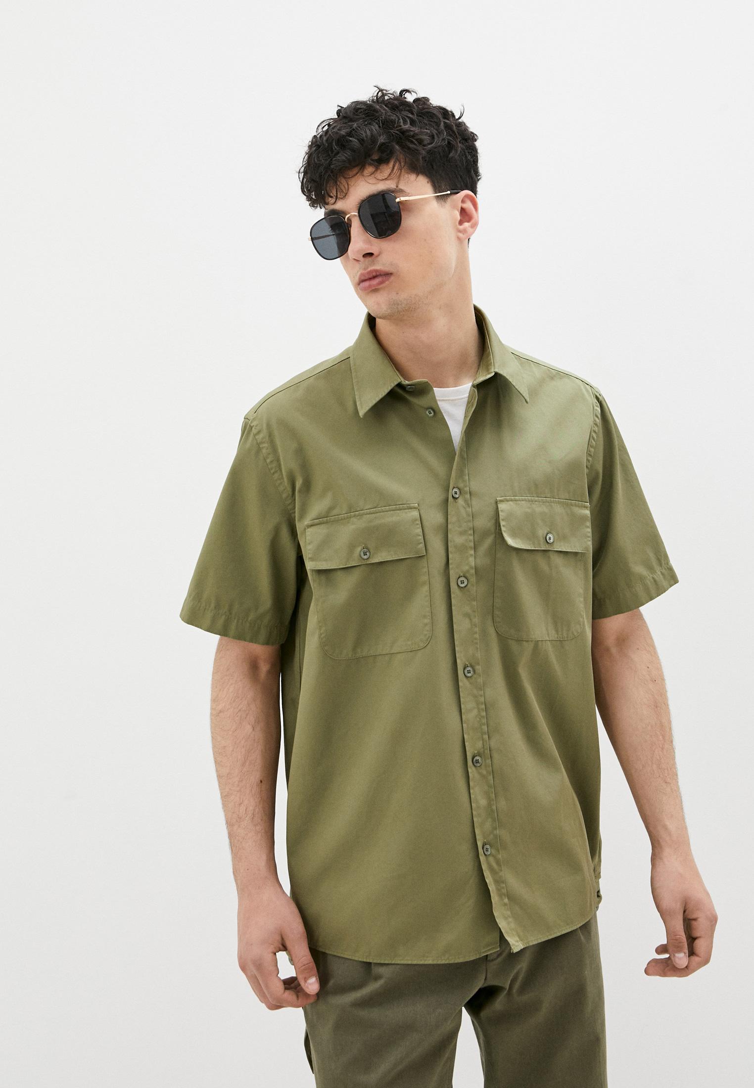 Рубашка с коротким рукавом HELMUT LANG Рубашка Helmut Lang