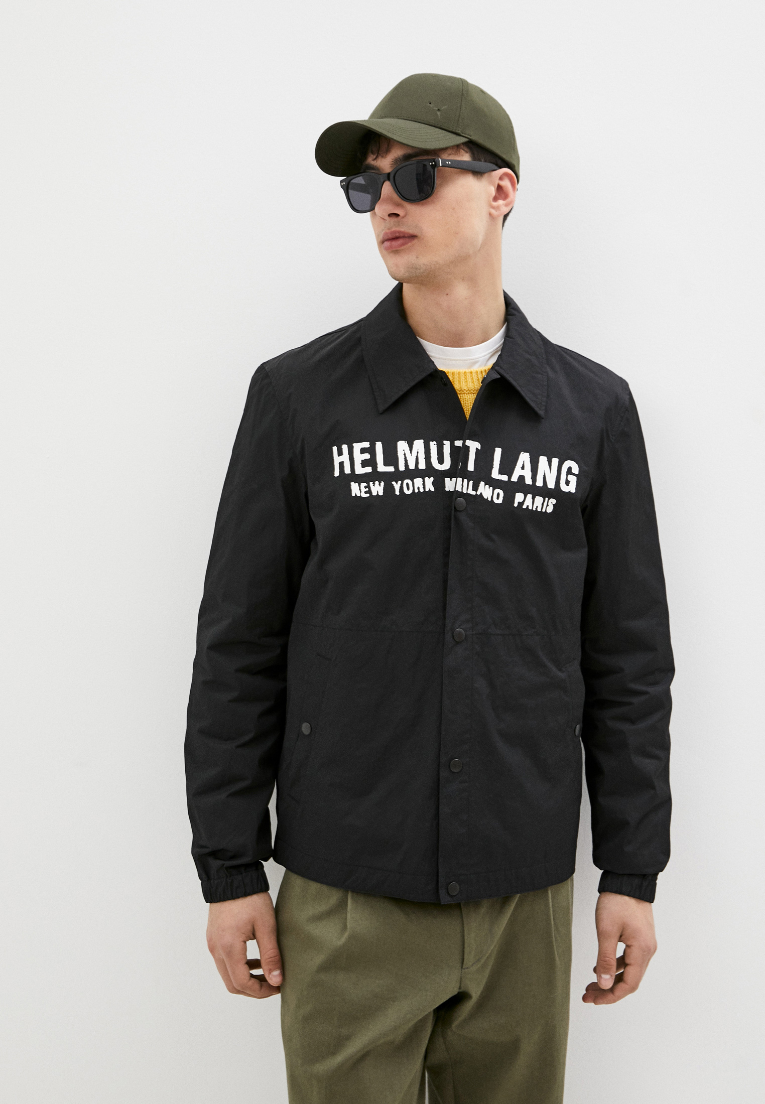Ветровка HELMUT LANG Куртка Helmut Lang