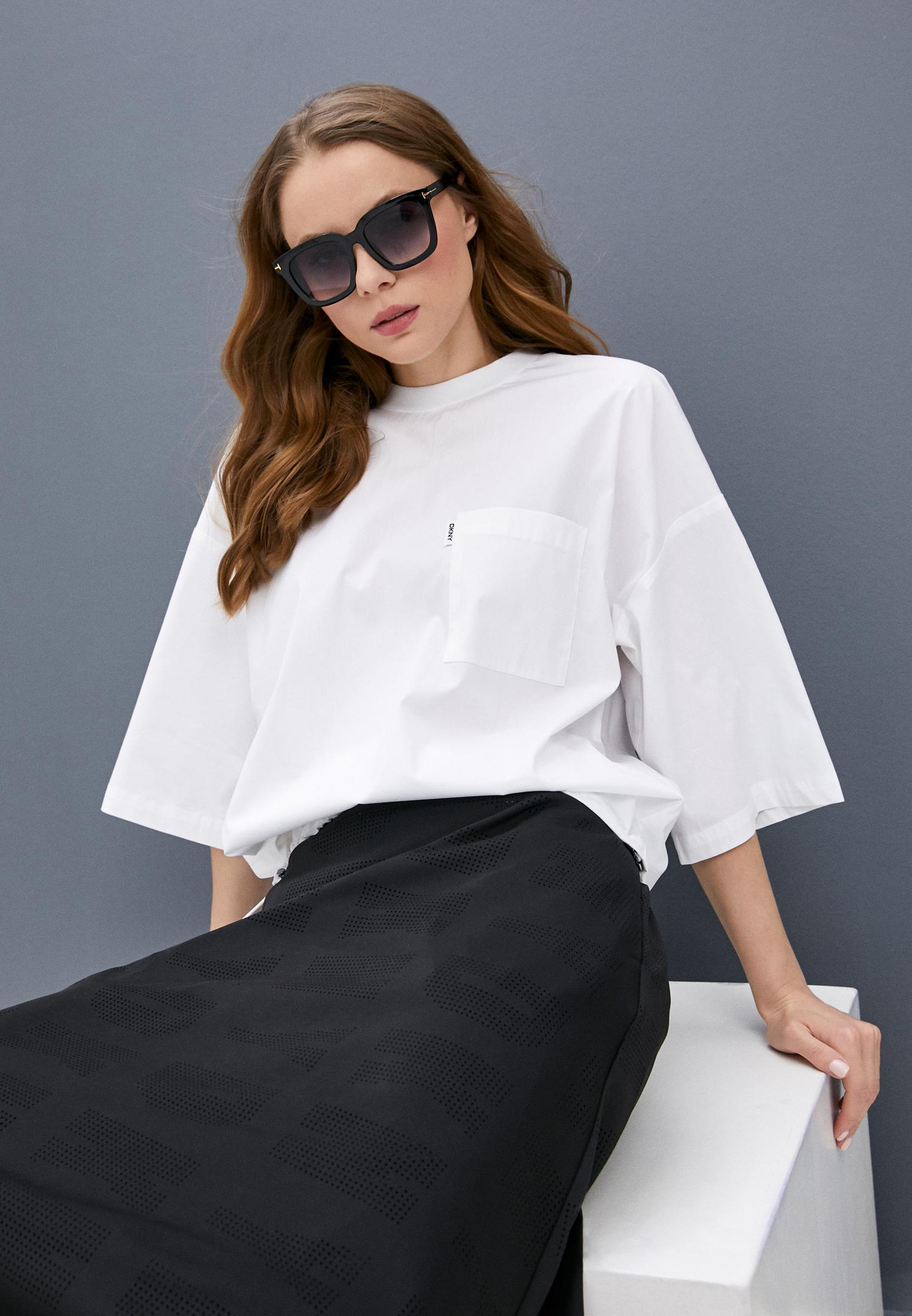 Блуза DKNY P1LA0HA3: изображение 2