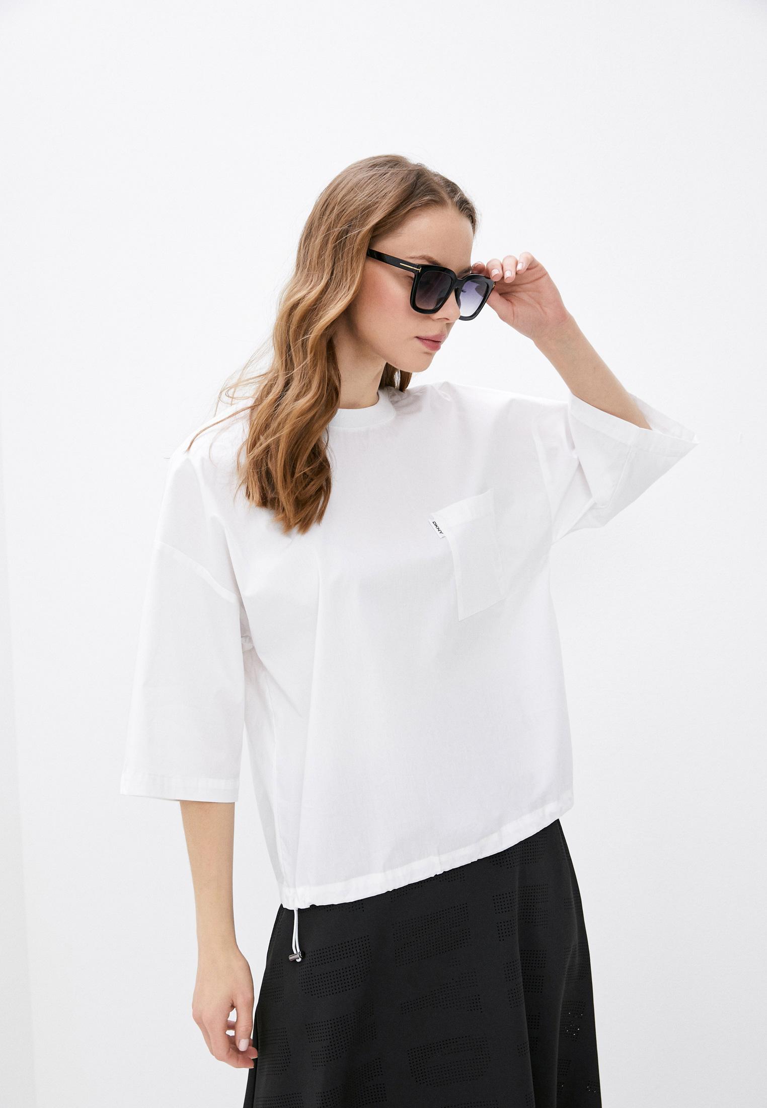 Блуза DKNY P1LA0HA3: изображение 4