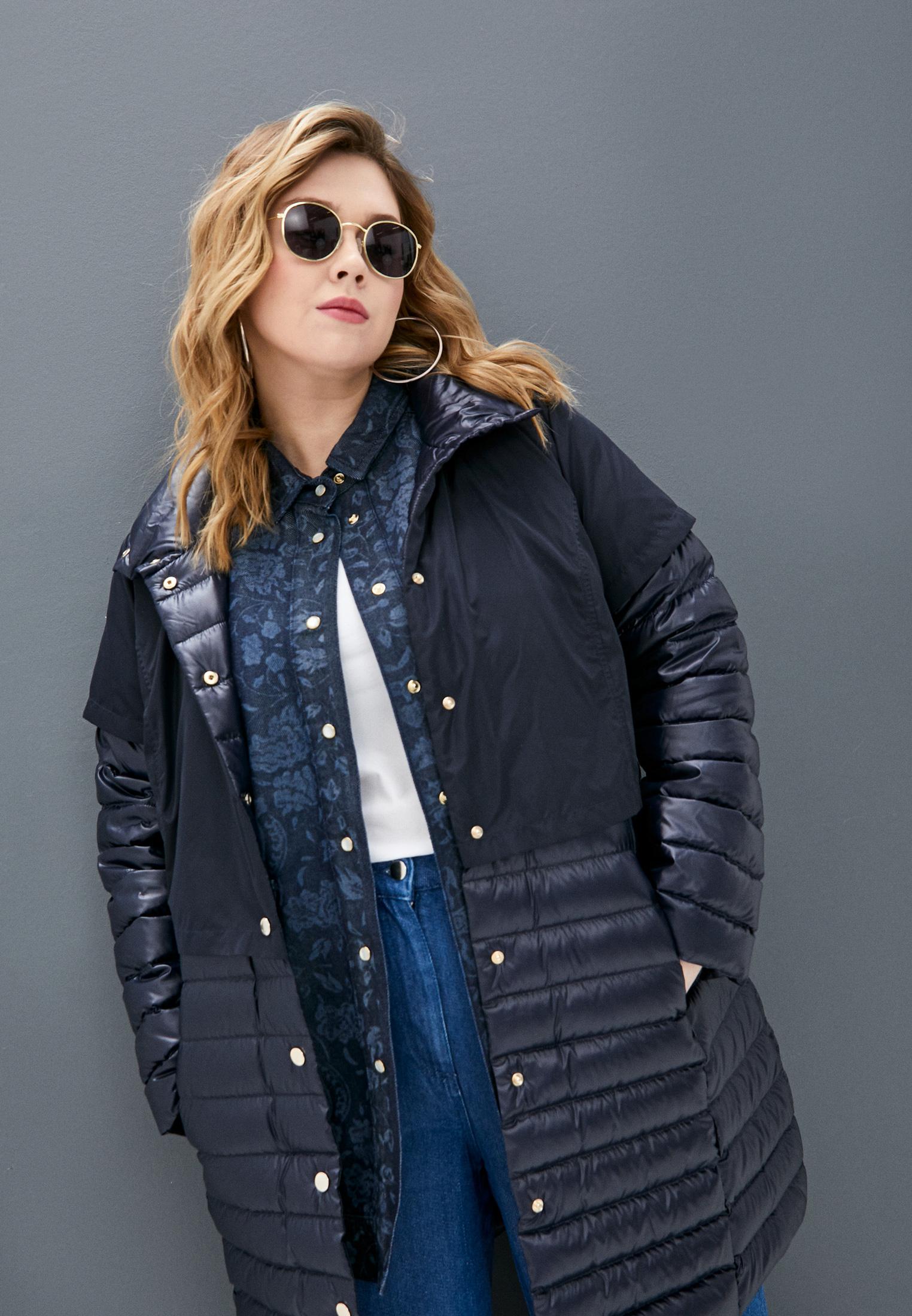 Утепленная куртка Marina Rinaldi Sport 5491011: изображение 2