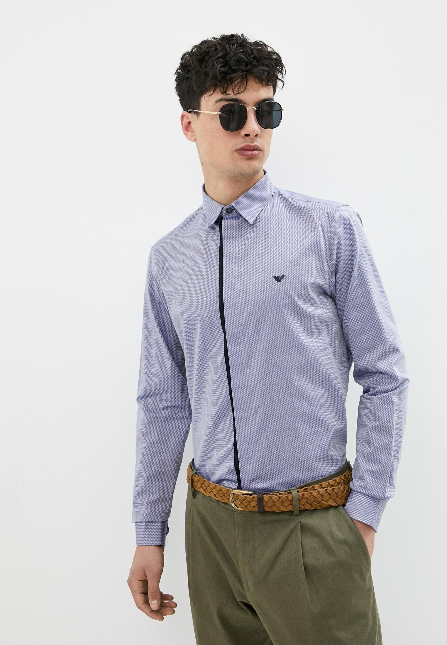 Рубашка с длинным рукавом Emporio Armani 3K1CA21NC8Z