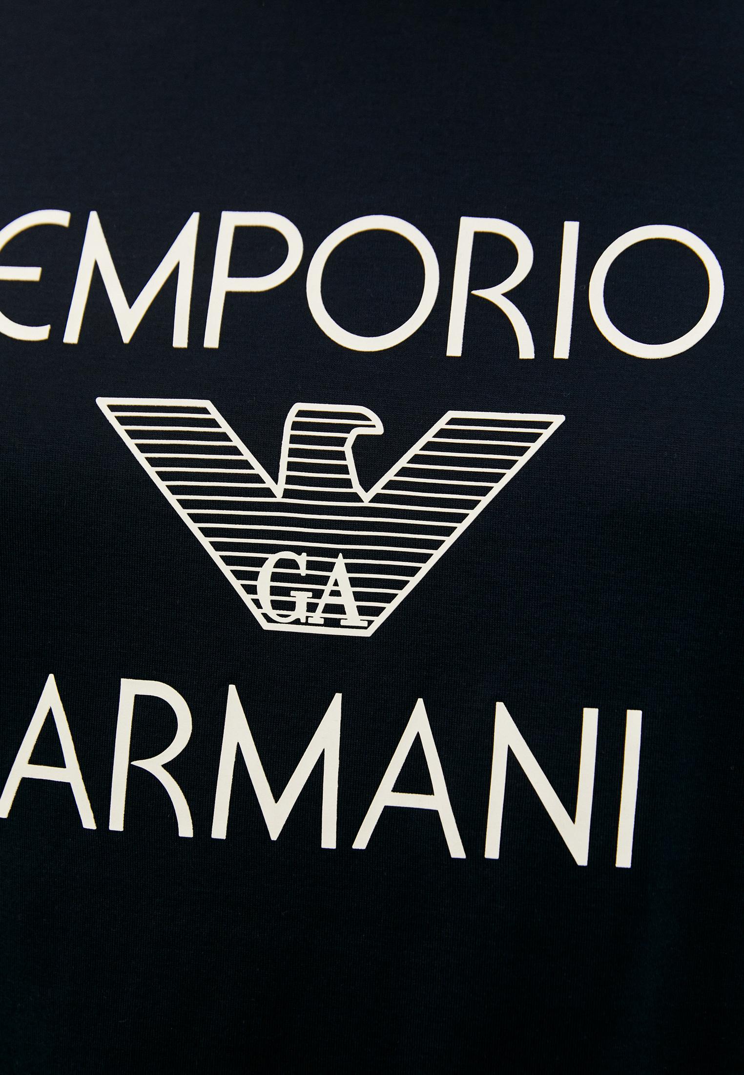 Футболка Emporio Armani 3K1TAF1JUVZ: изображение 5