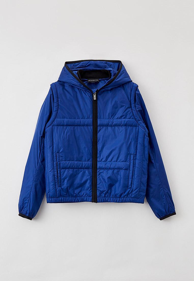 Пуховик Emporio Armani (Эмпорио Армани) Куртка утепленная Emporio Armani