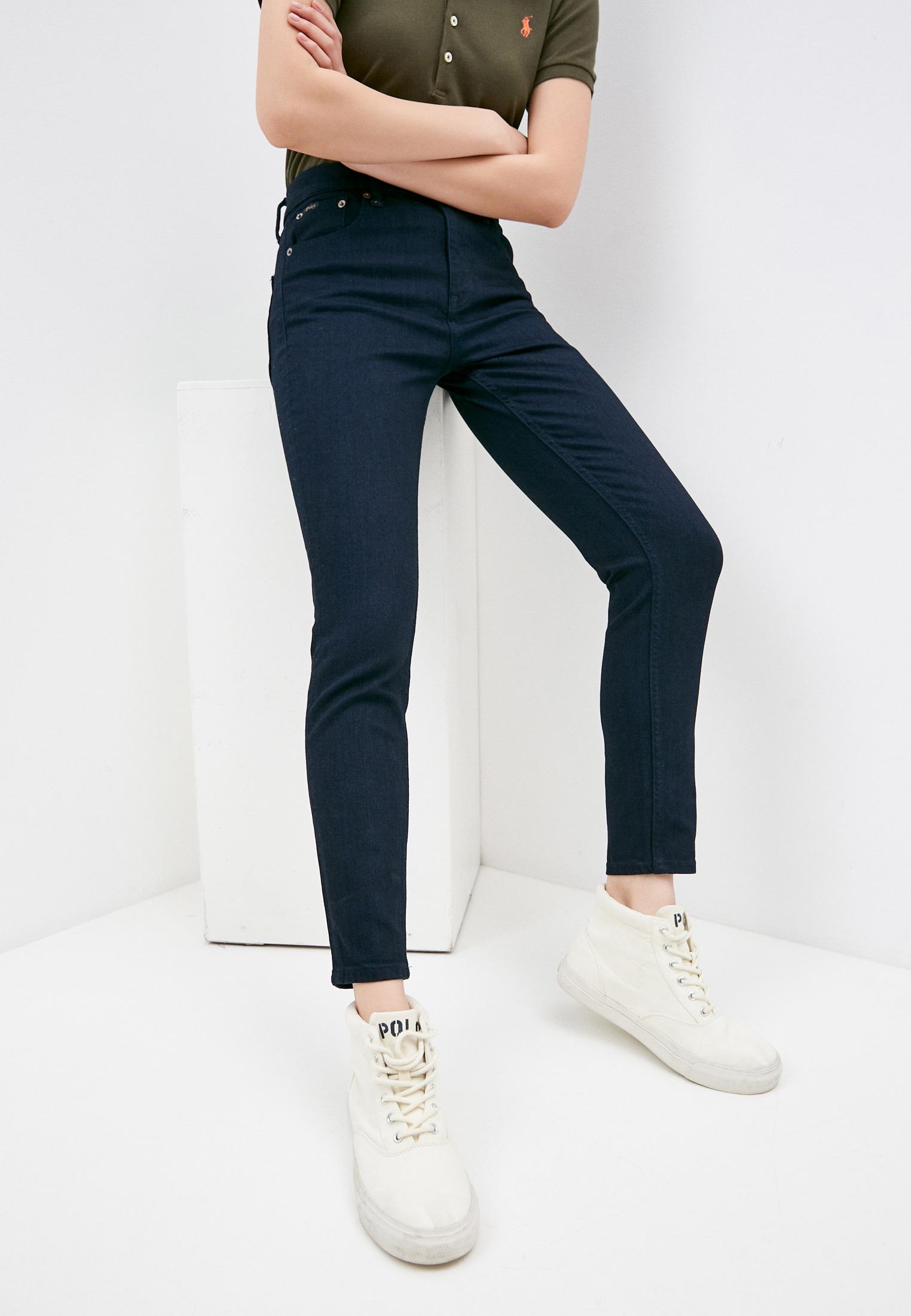 Зауженные джинсы Polo Ralph Lauren (Поло Ральф Лорен) 211825833001