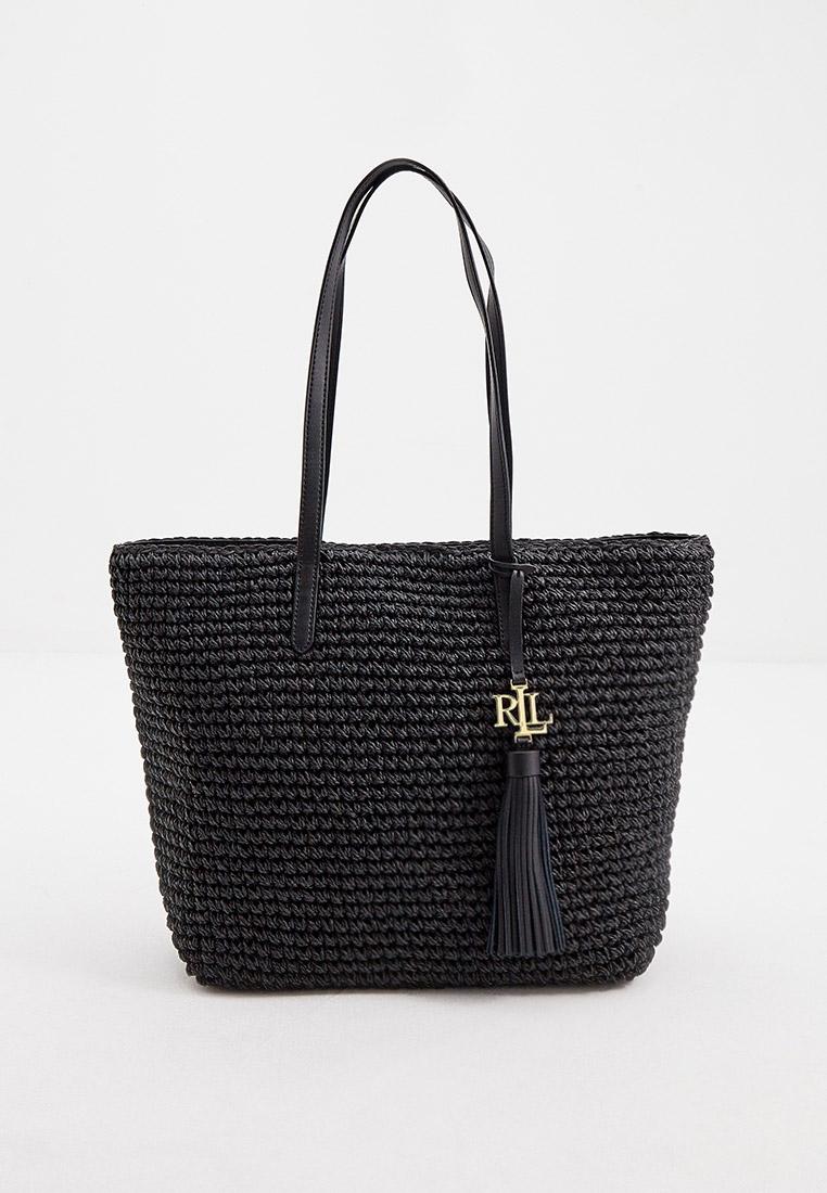 Пляжная сумка Lauren Ralph Lauren Сумка и брелок Lauren Ralph Lauren