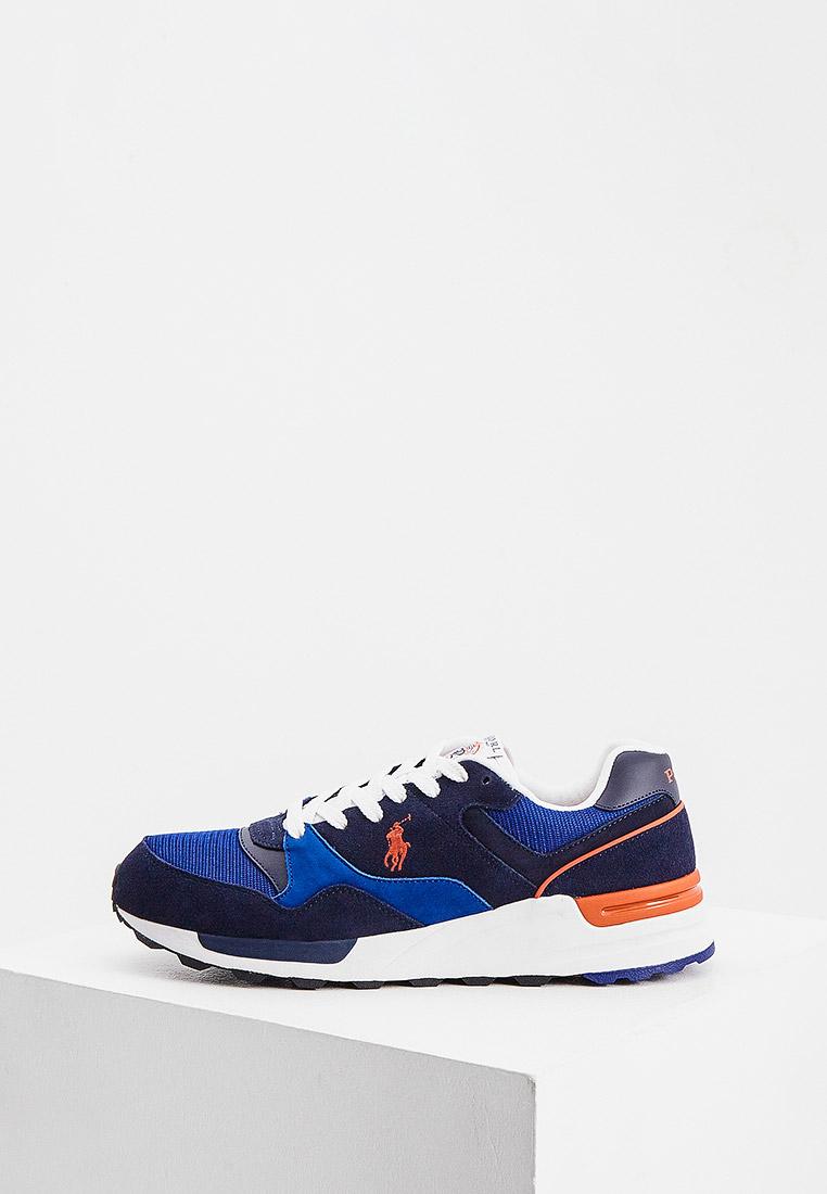 Мужские кроссовки Polo Ralph Lauren (Поло Ральф Лорен) 809830148004