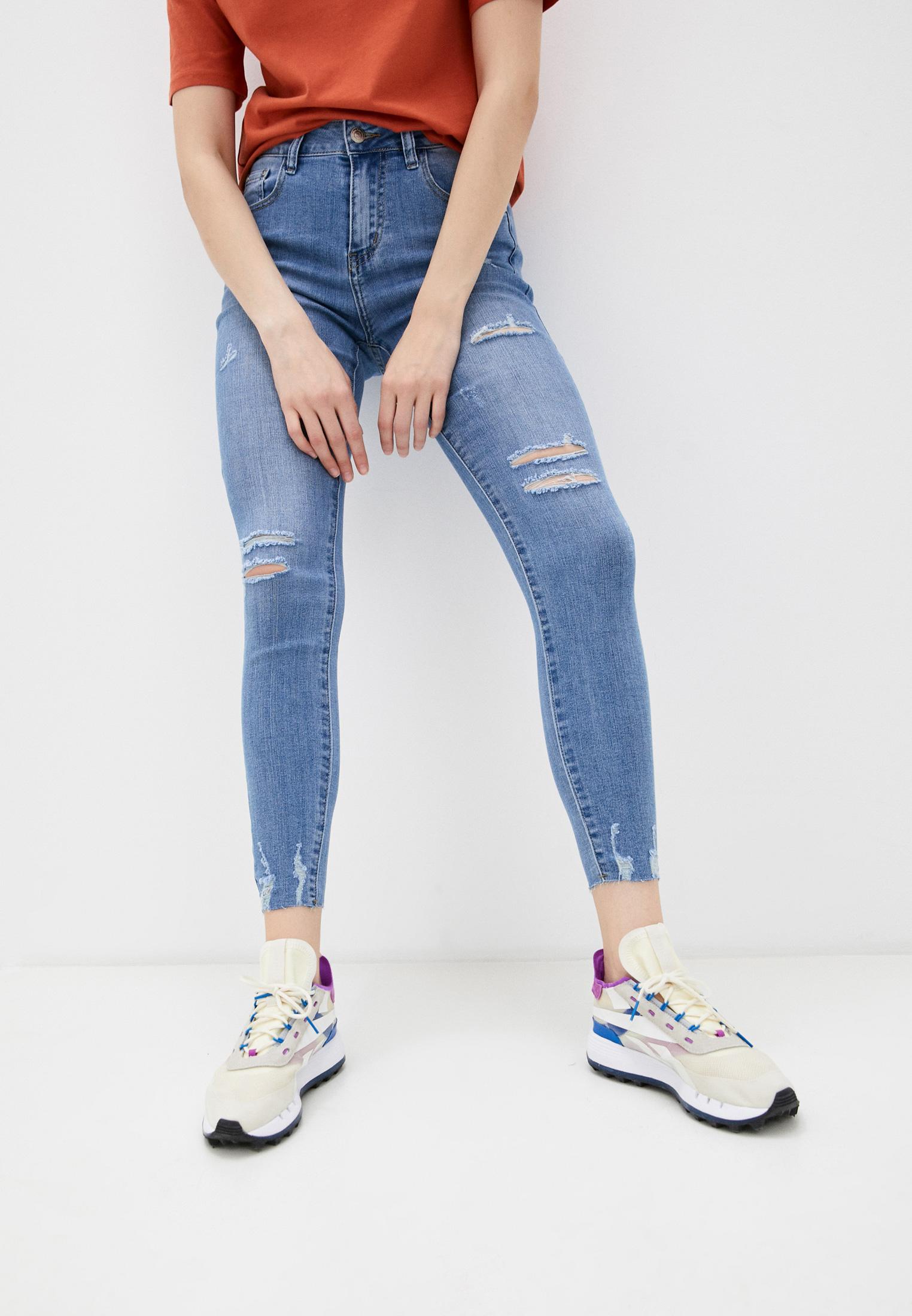 Зауженные джинсы G&G B014-KW-847
