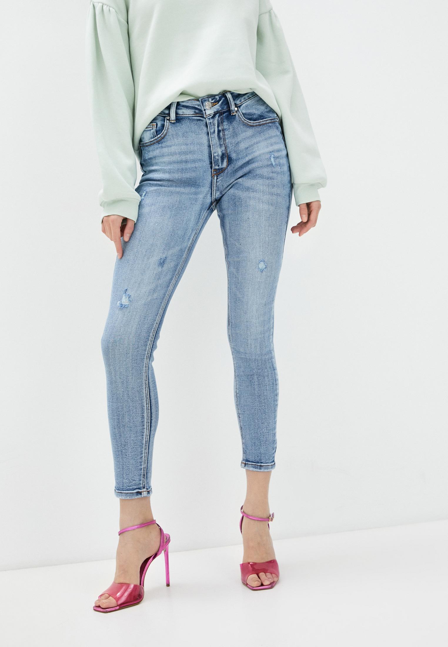 Зауженные джинсы Miss Bon Bon F99-H357
