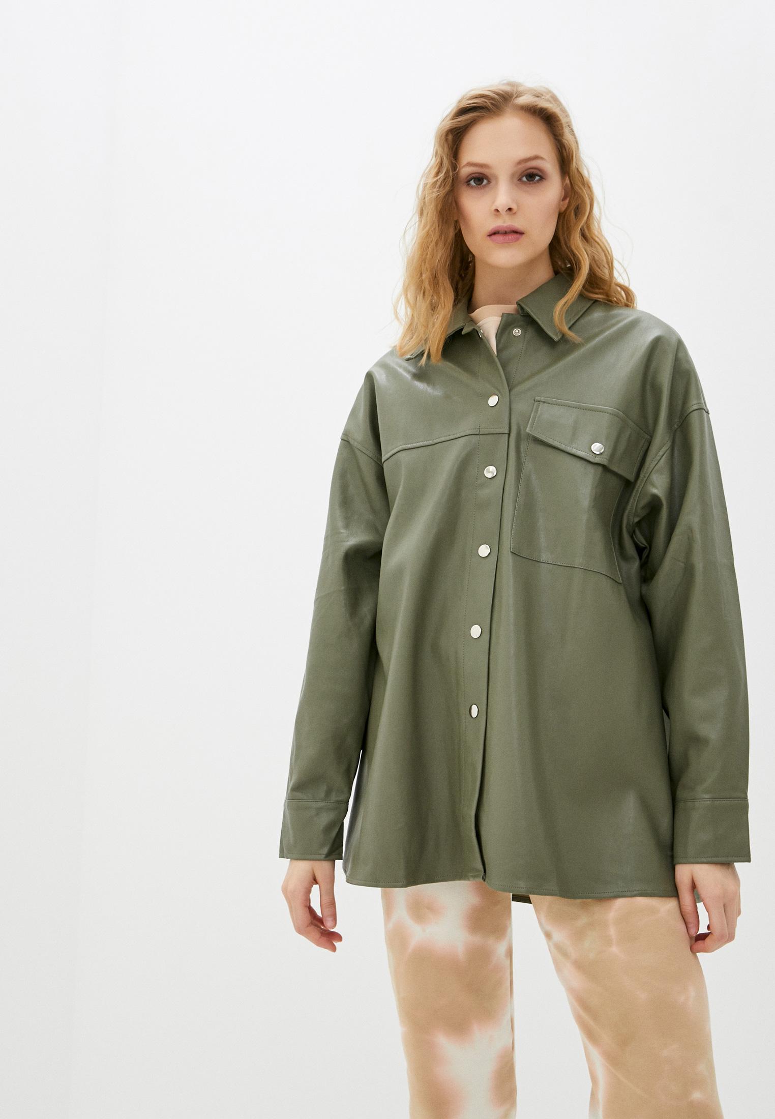 Женские рубашки с длинным рукавом B.Style NR12-4389