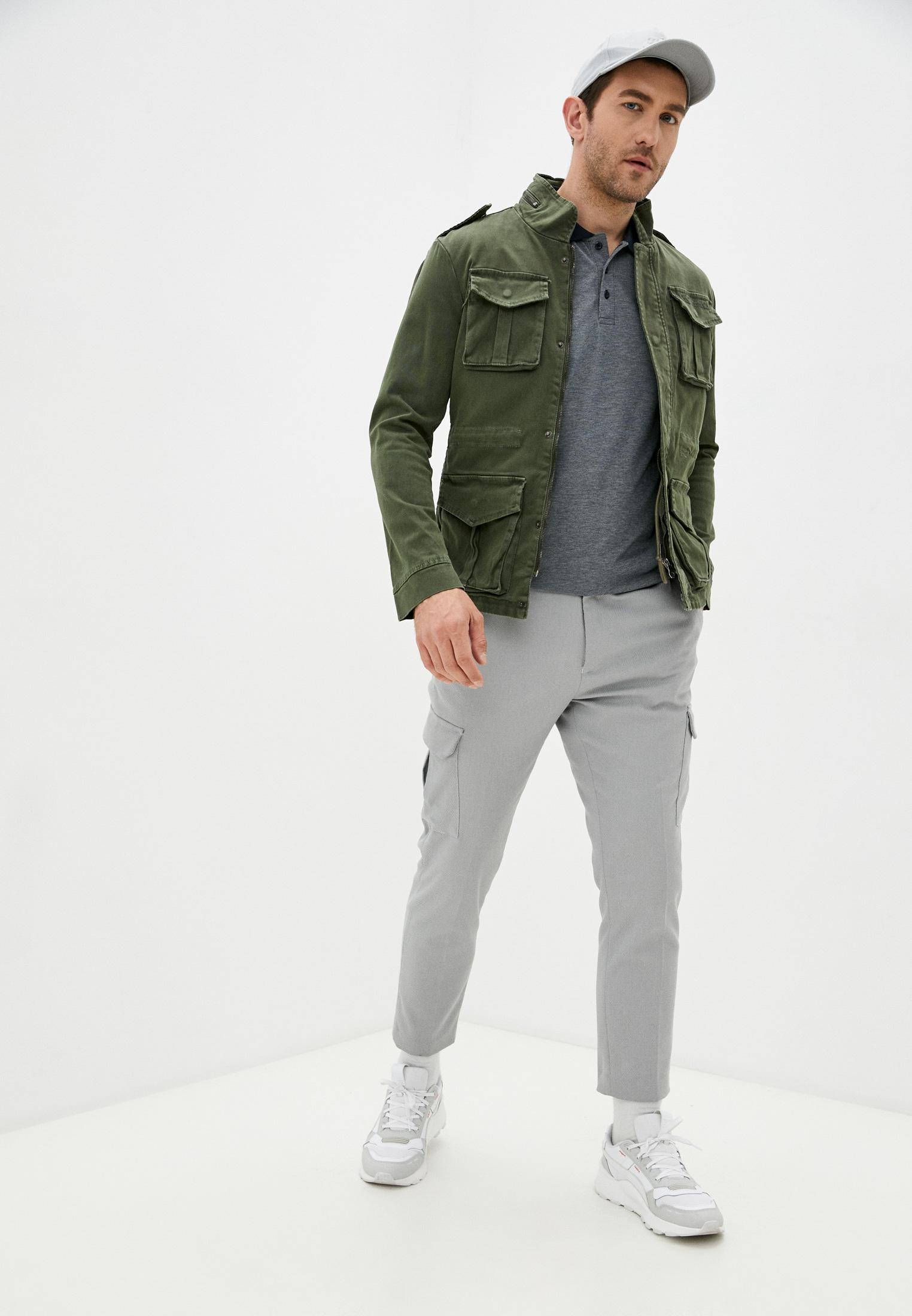Джинсовая куртка Baker's NR20-A007-23: изображение 2