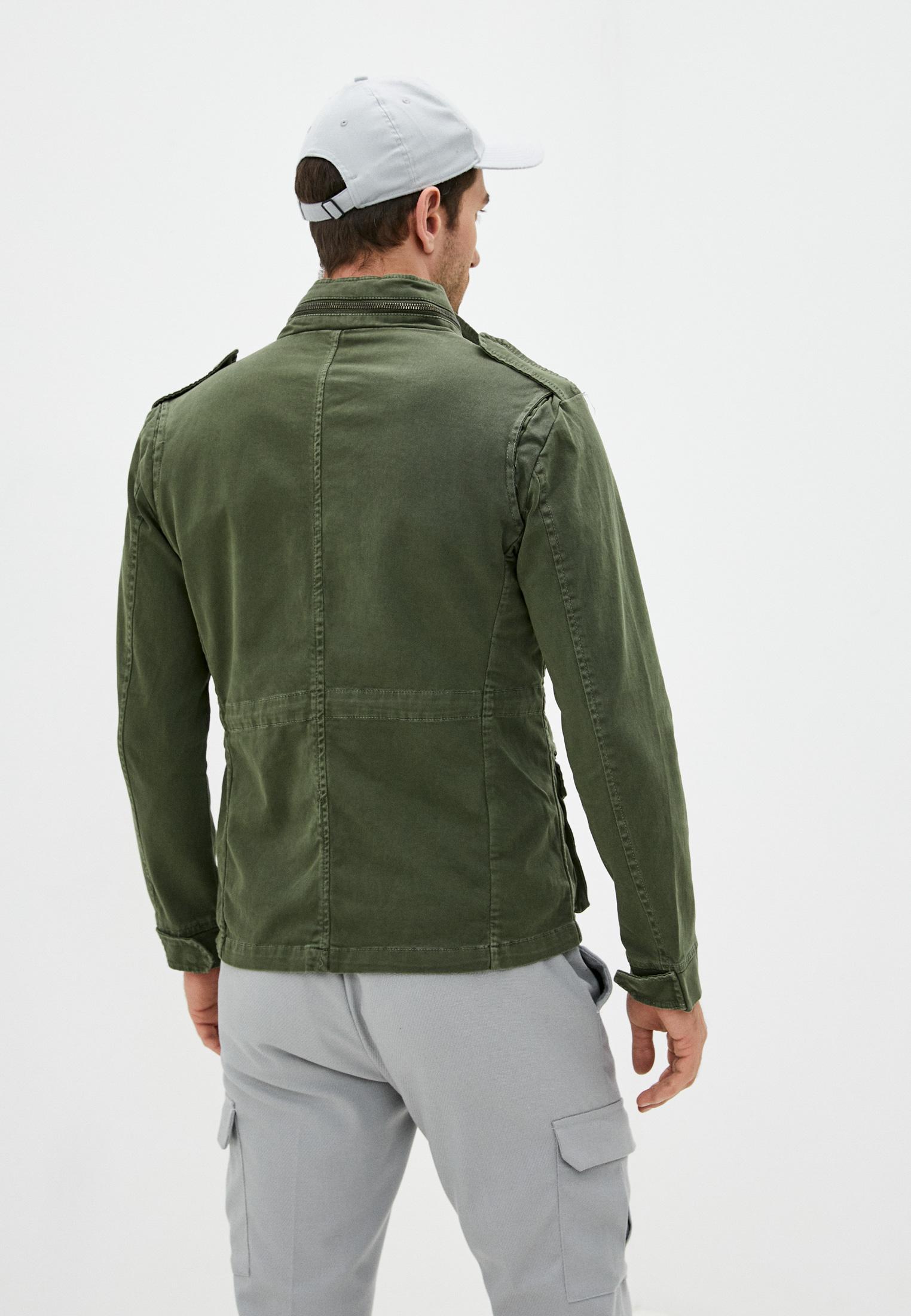 Джинсовая куртка Baker's NR20-A007-23: изображение 3