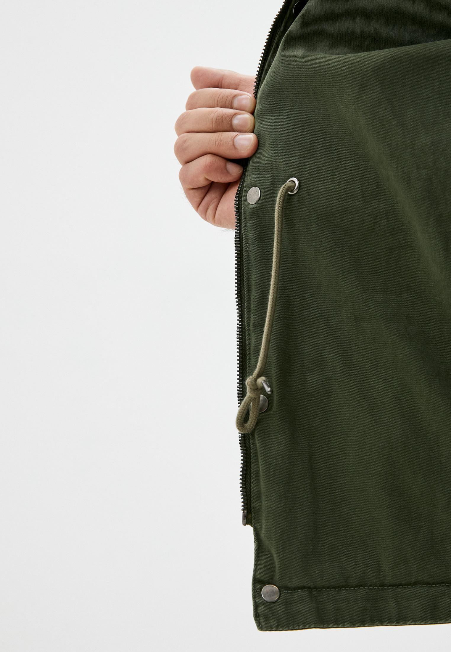 Джинсовая куртка Baker's NR20-A007-23: изображение 5