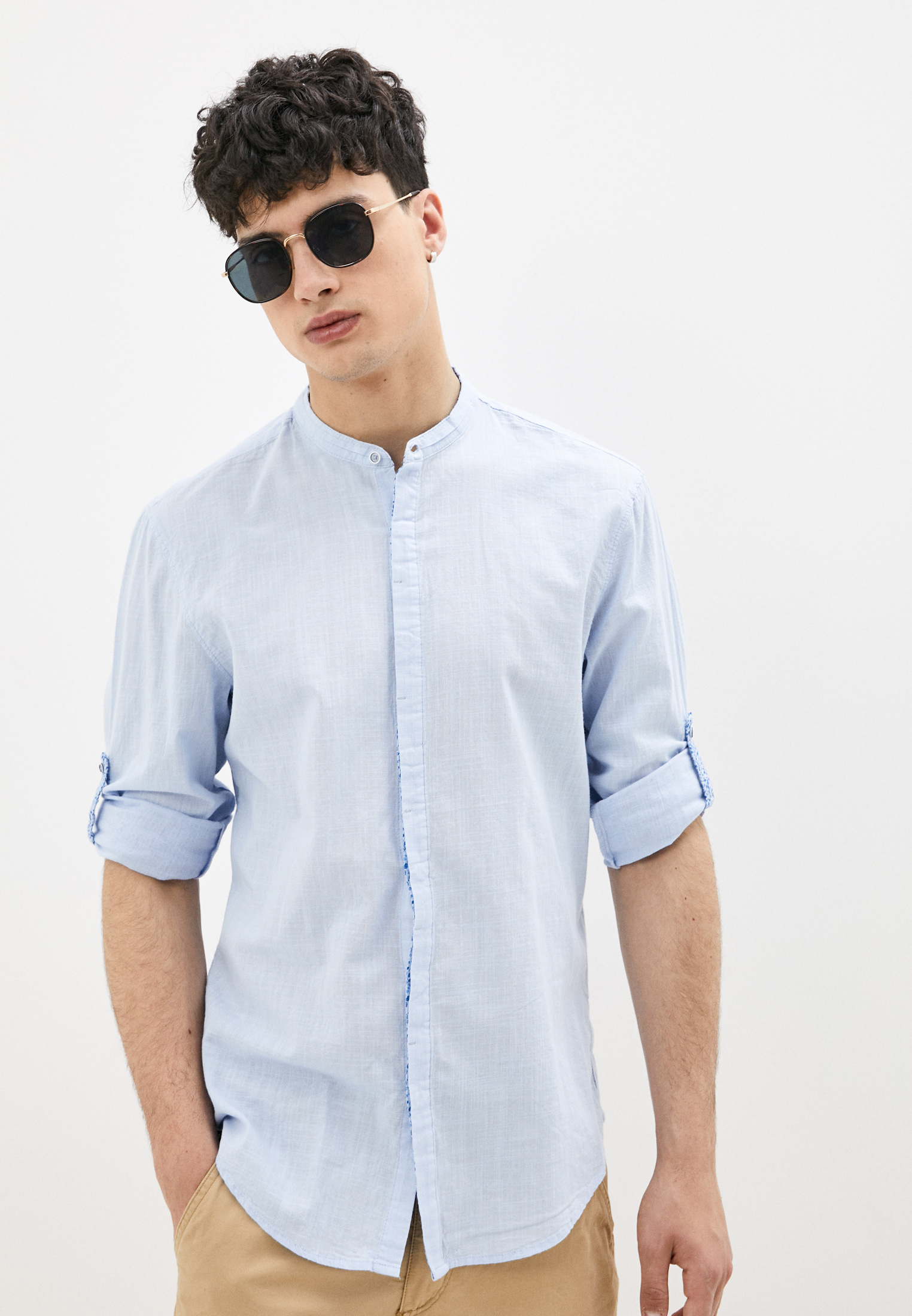 Рубашка с длинным рукавом Baker's NR20-LX2011