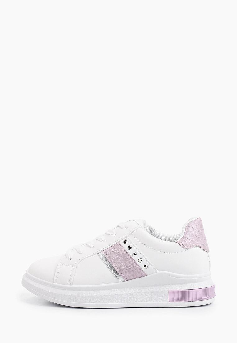 Женские кеды Ideal Shoes F98-2027