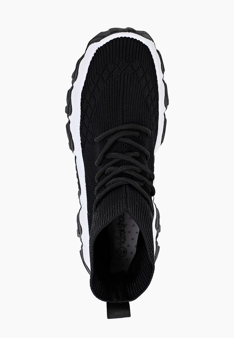 Женские кроссовки Ideal Shoes F98-2061: изображение 4