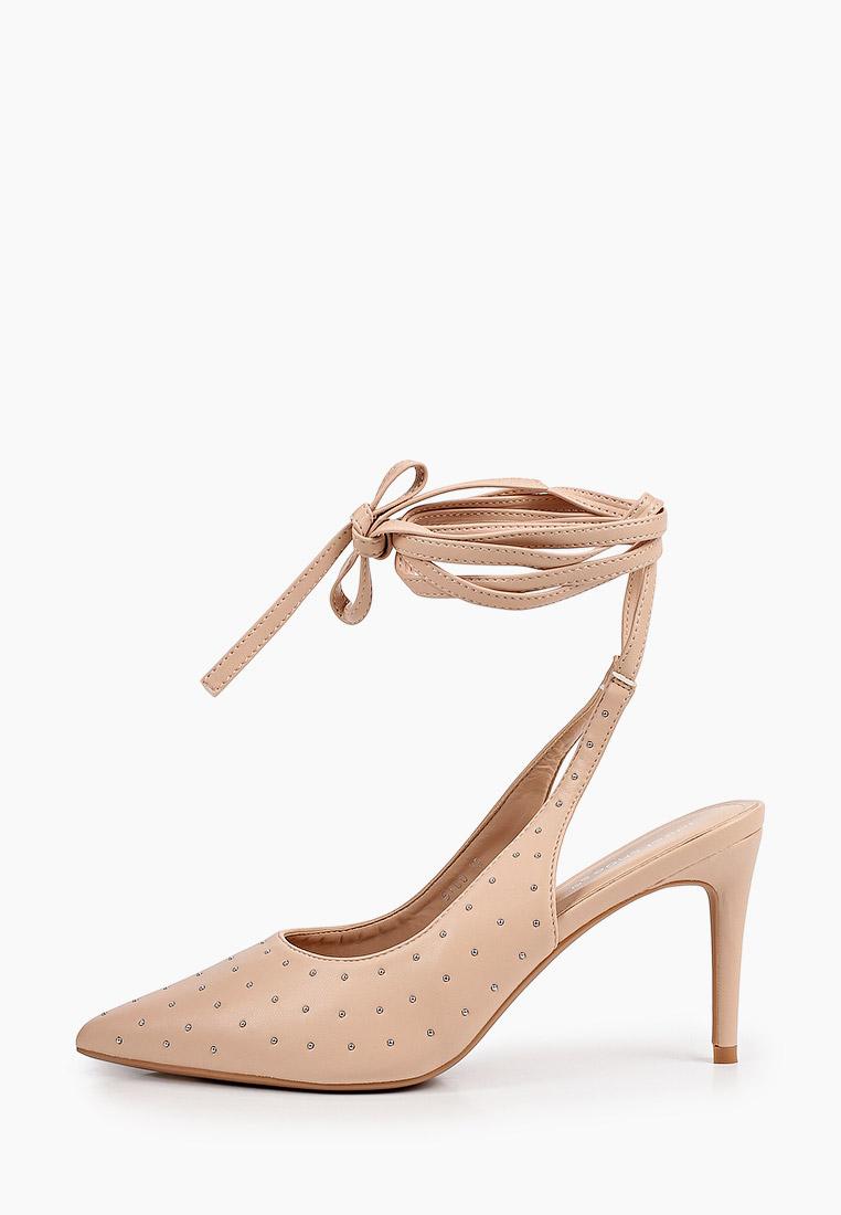 Женские туфли Ideal Shoes F98-6760