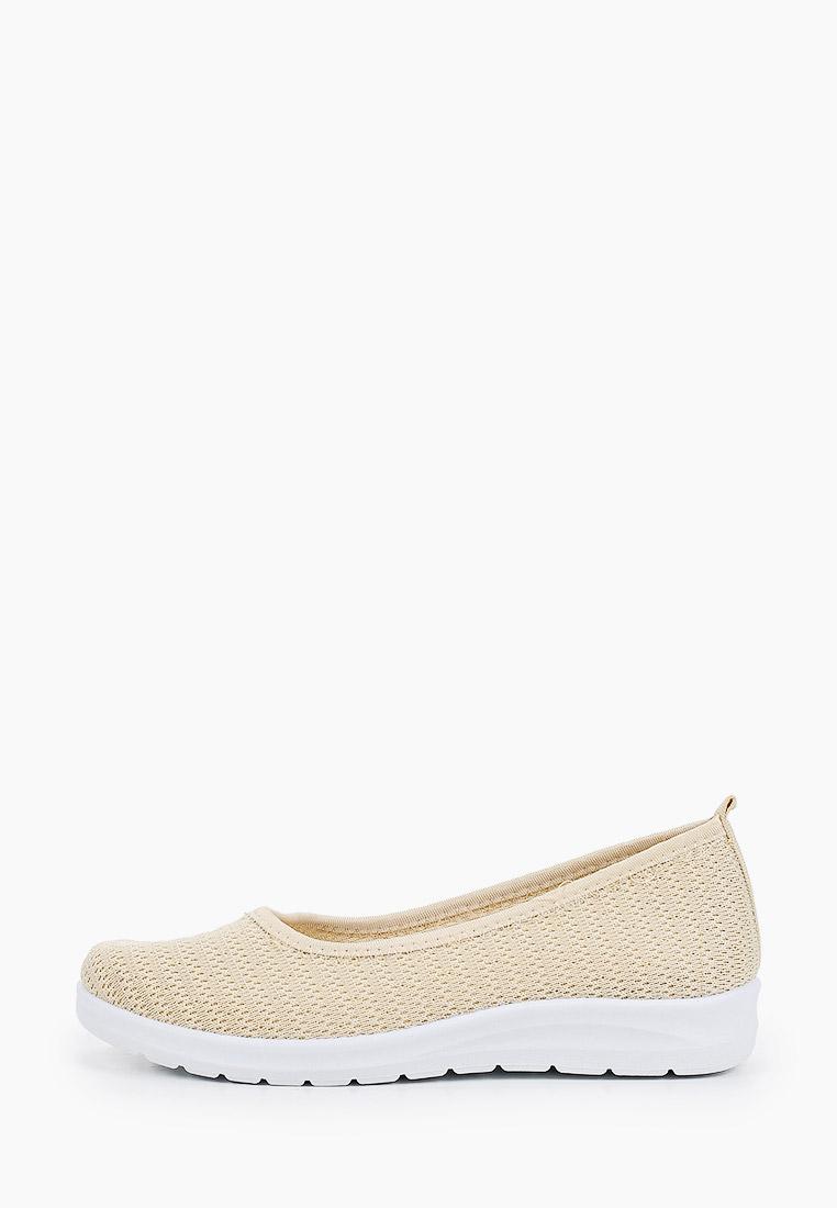 Женские балетки Ideal Shoes F98-8115