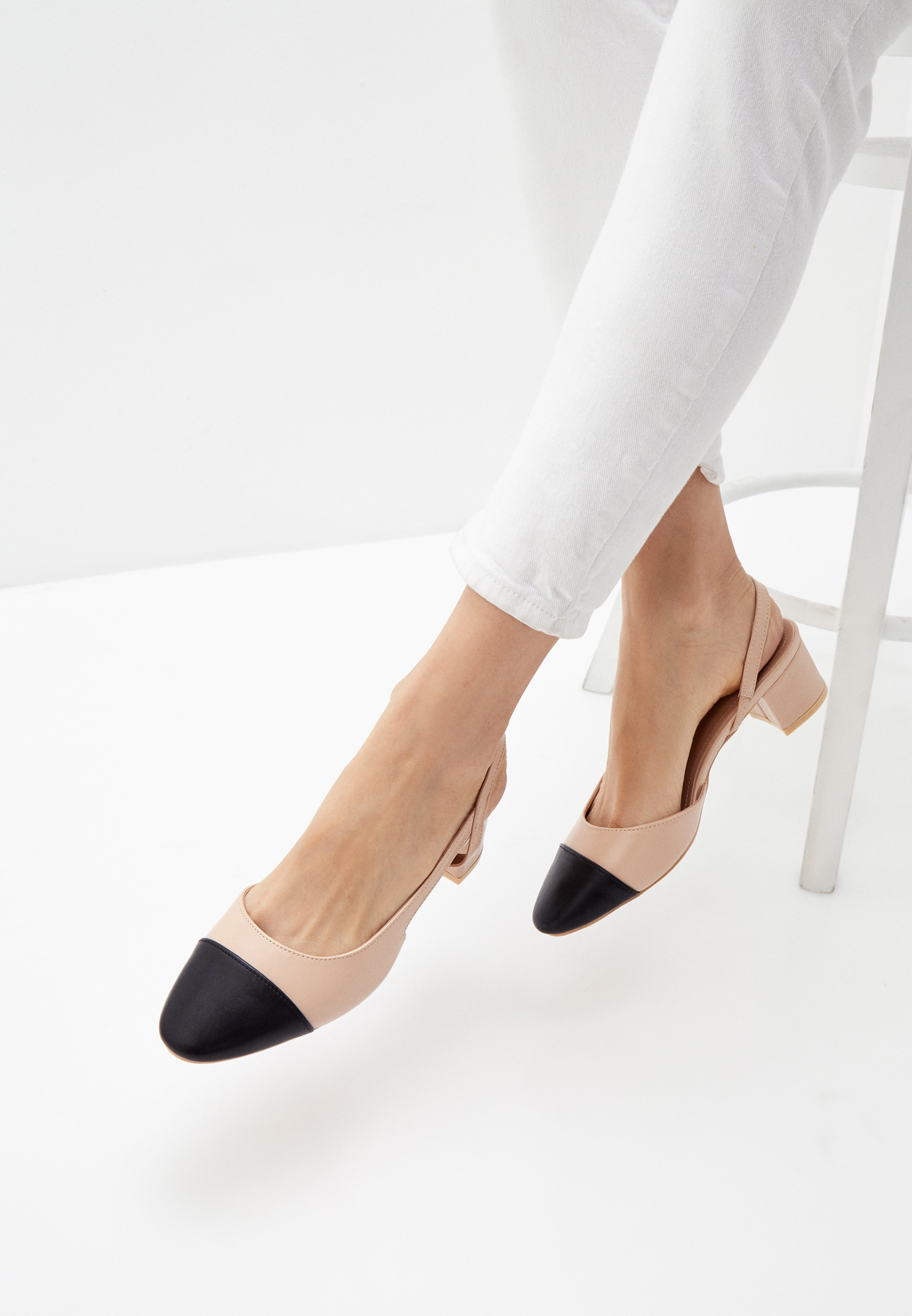 Женские туфли Chiara Foscari E01-A75-002: изображение 6