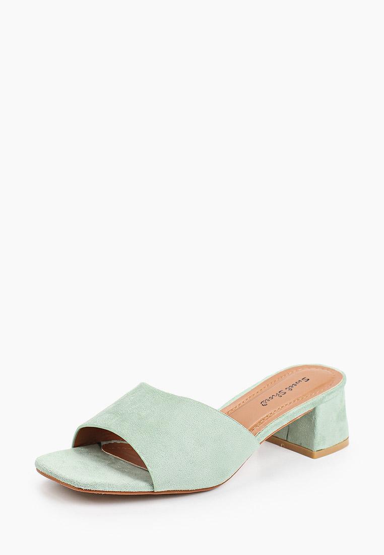 Женские сабо Sweet Shoes F20-9198: изображение 2